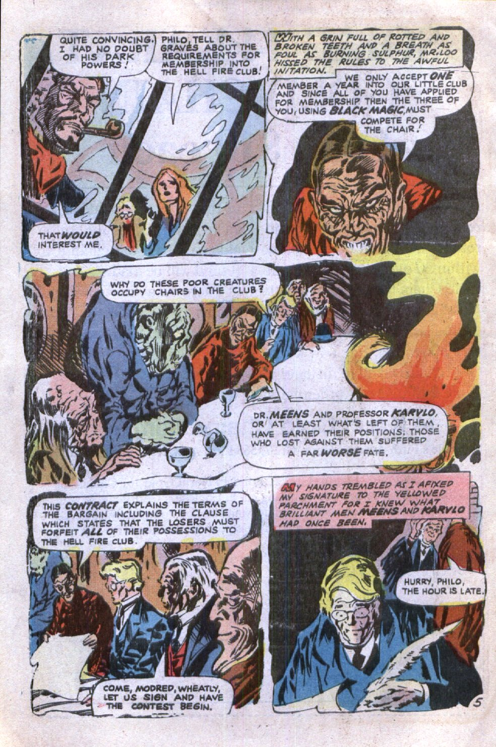 Read online Scary Tales comic -  Issue #29 - 8