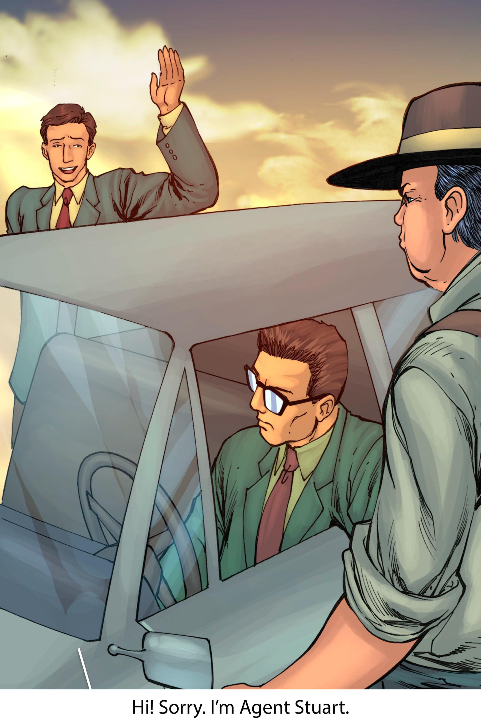 Read online Z-Men comic -  Issue #1 - 129