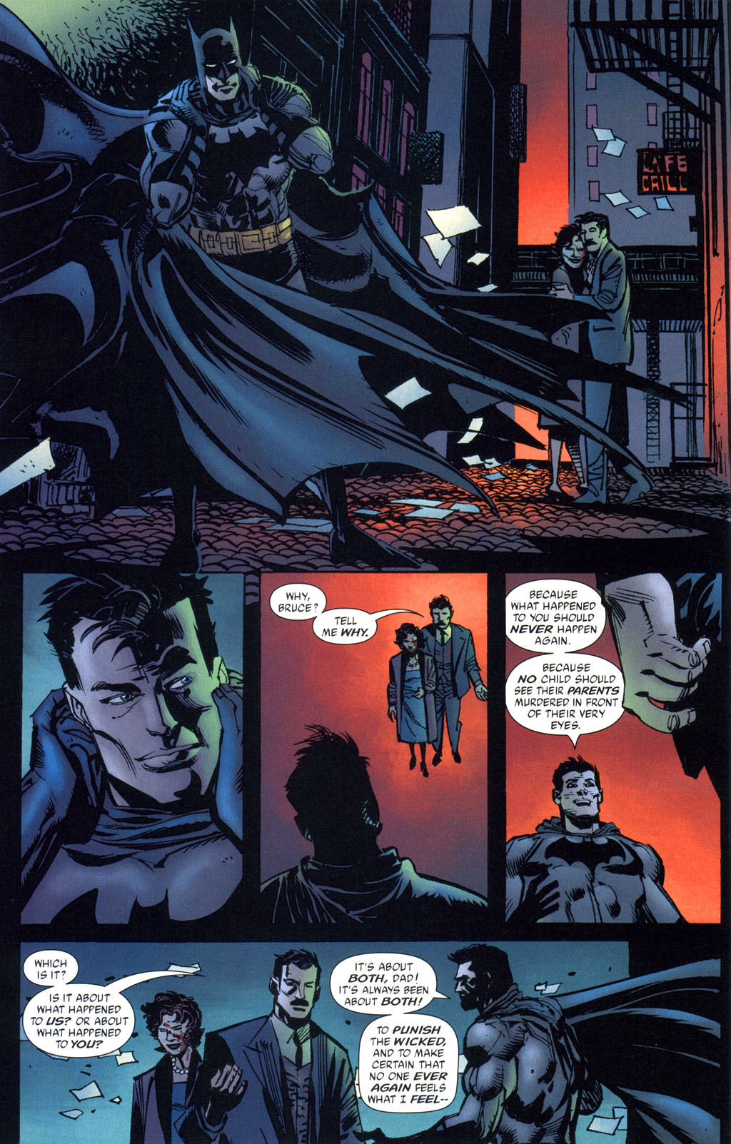 Batman: Death and the Maidens 6 Page 19