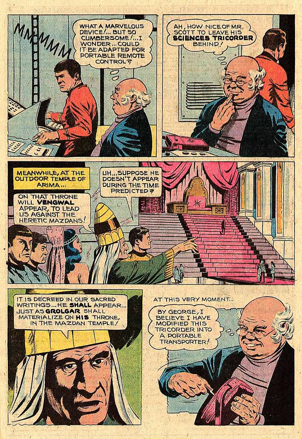 Star Trek (1967) #51 #51 - English 12