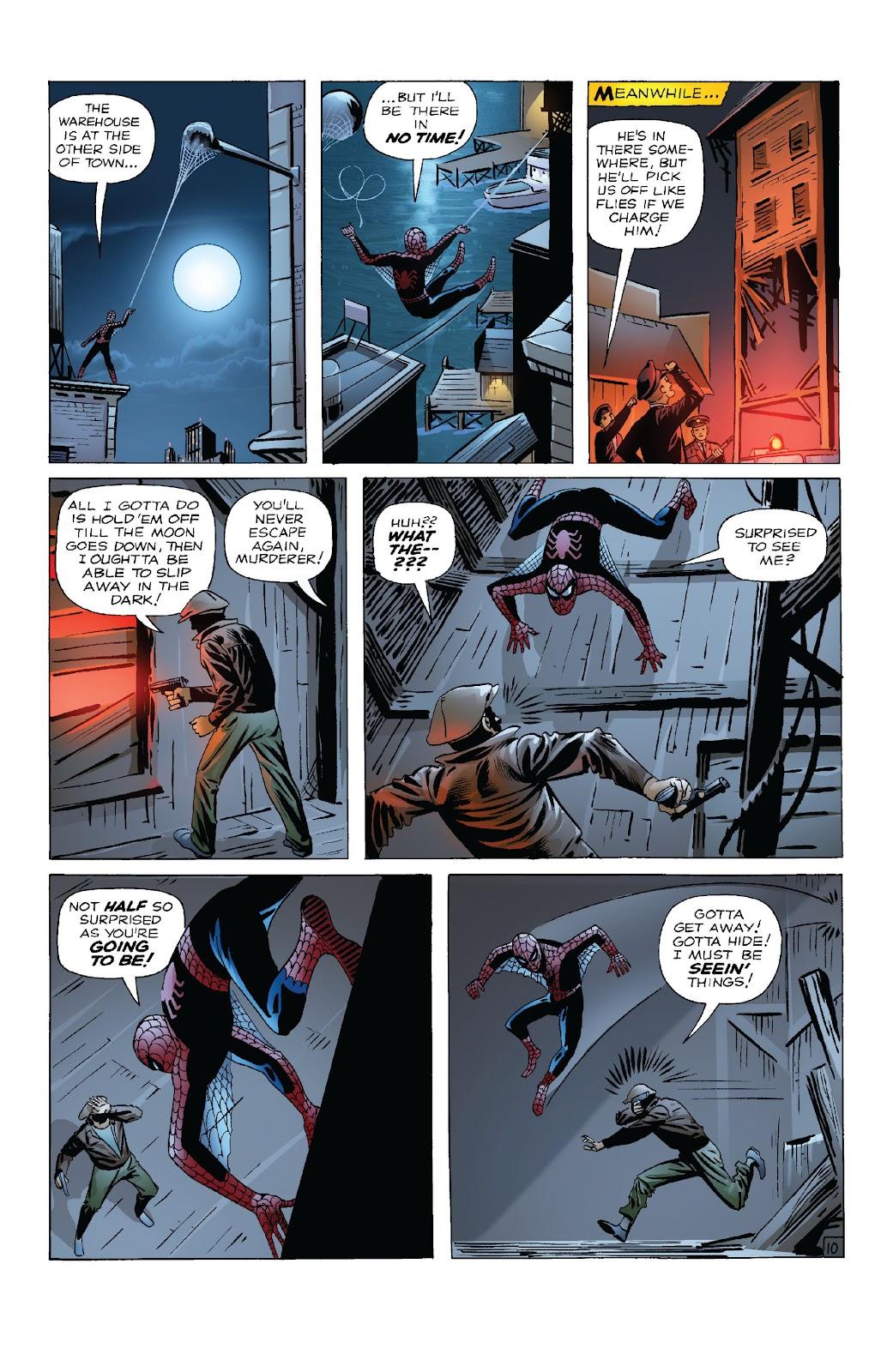 Amazing Fantasy #15: Spider-Man! Full #1 - English 12