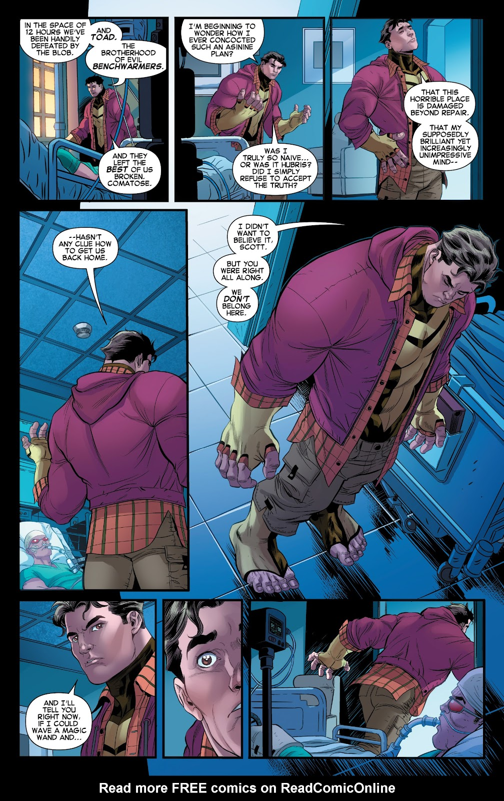 All-New X-Men (2016) Issue #8 #10 - English 5