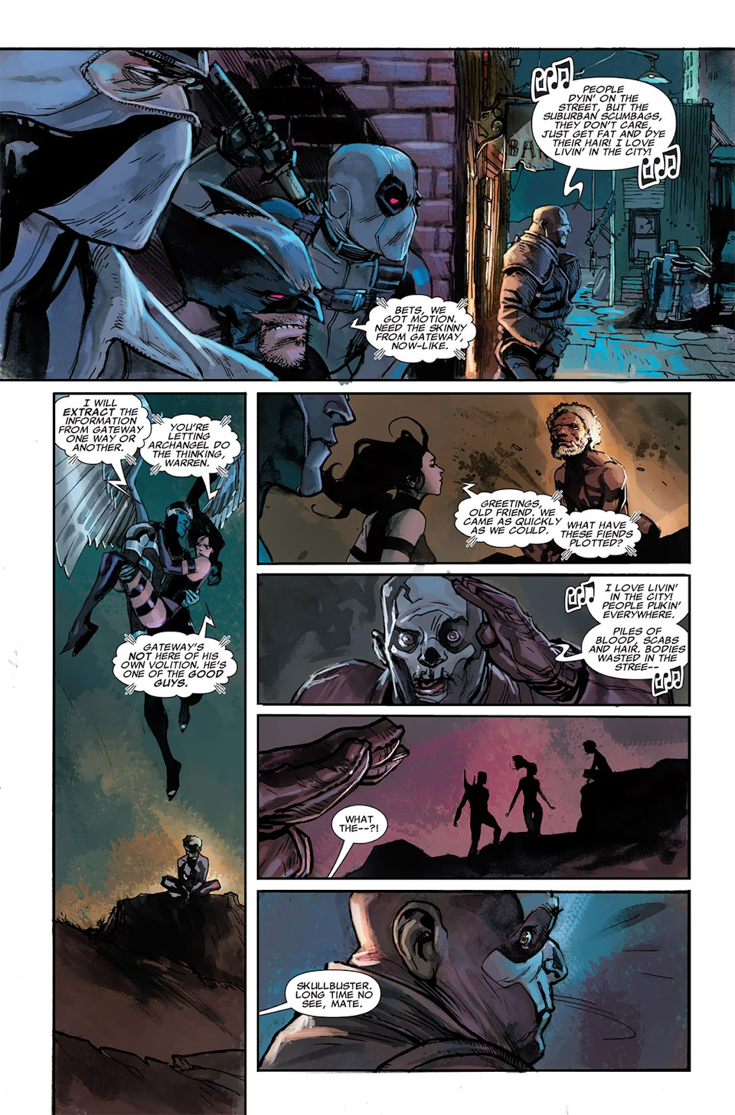 Uncanny X-Force (2010) Issue #5.1 #6 - English 9
