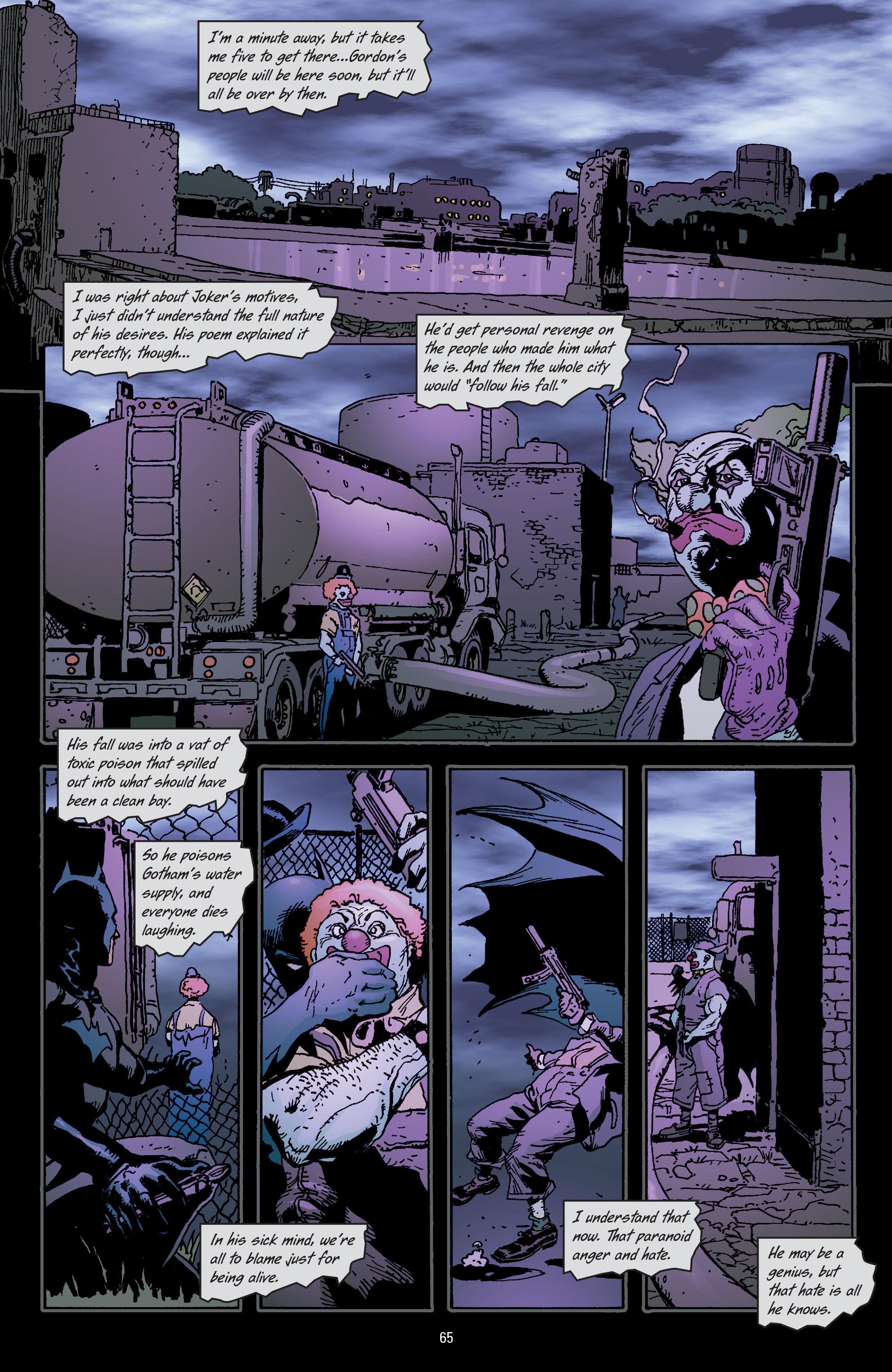 Batman: The Man Who Laughs chap 1 pic 66
