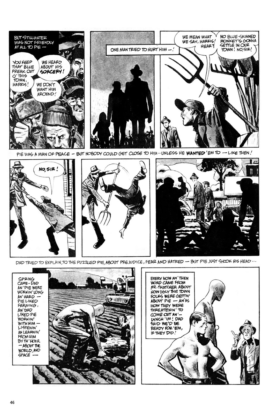 Creepy (2009) Issue #1 #1 - English 48