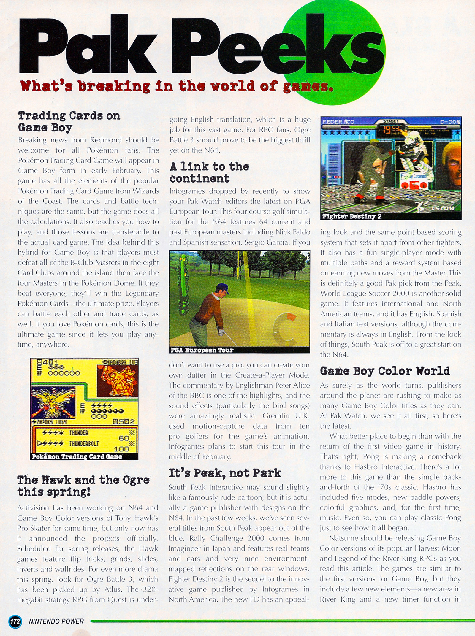Nintendo Power #127 #127 - English 197