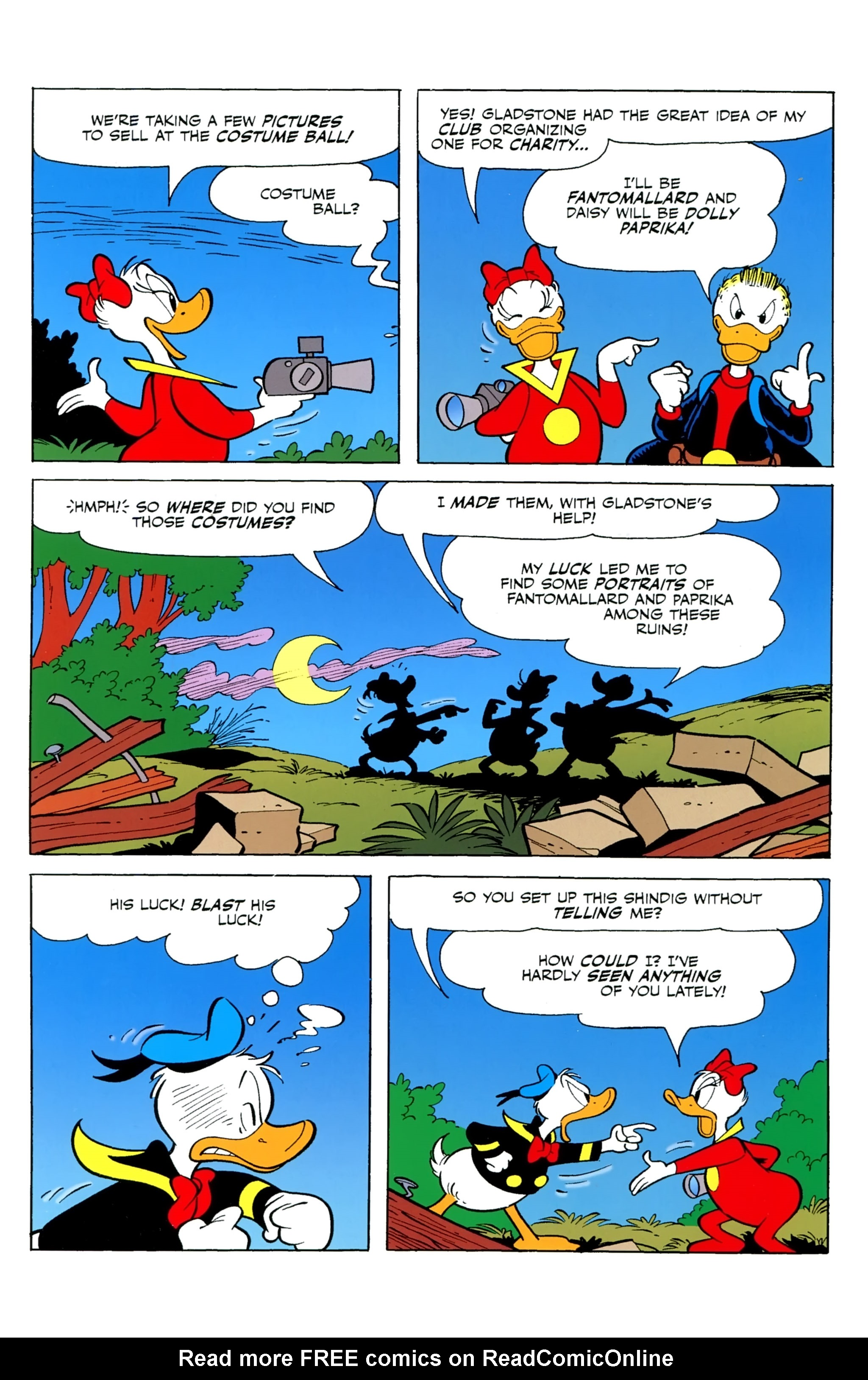 Read online Donald Duck (2015) comic -  Issue #14 - 26