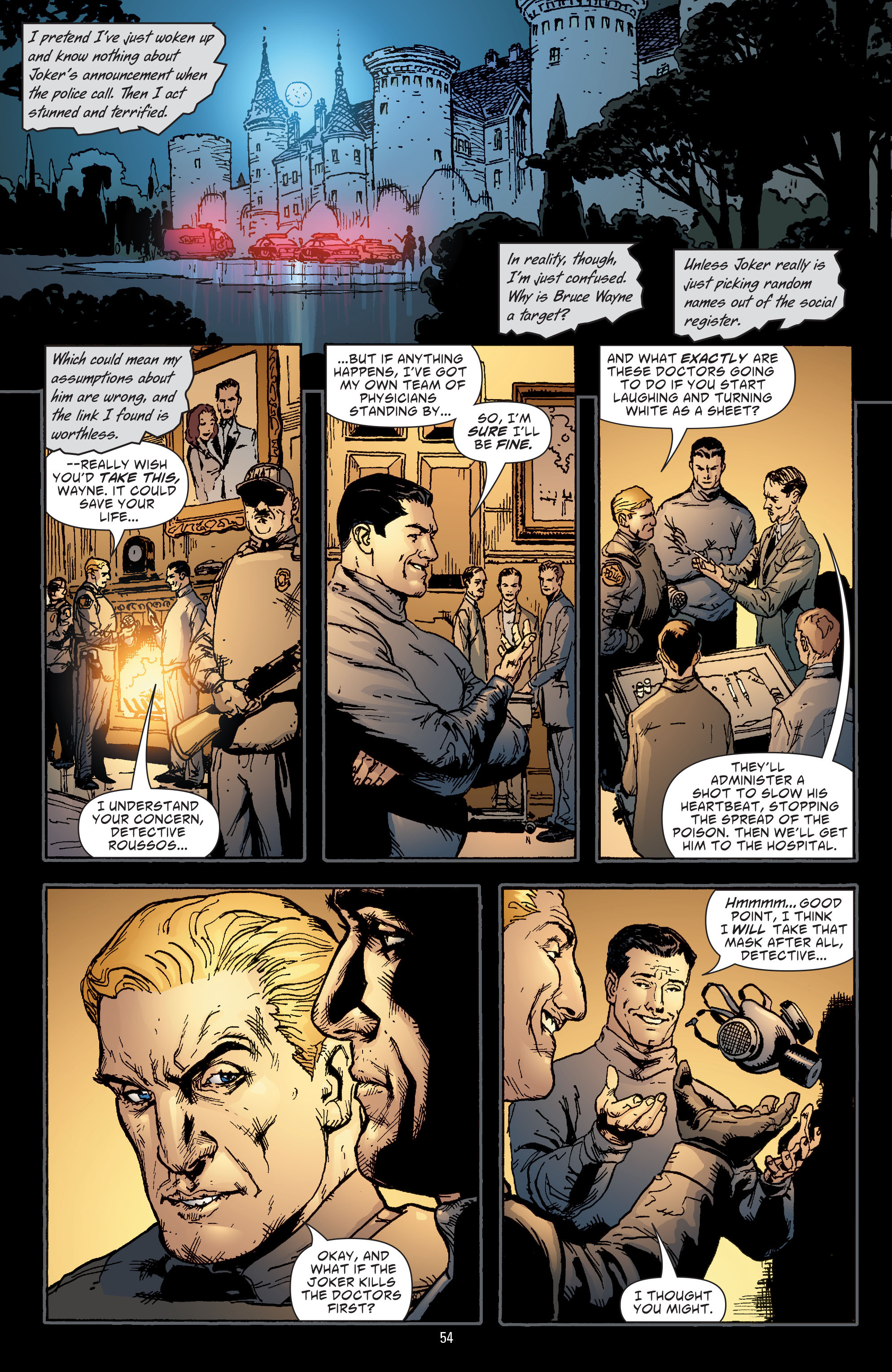 Batman: The Man Who Laughs chap 1 pic 55