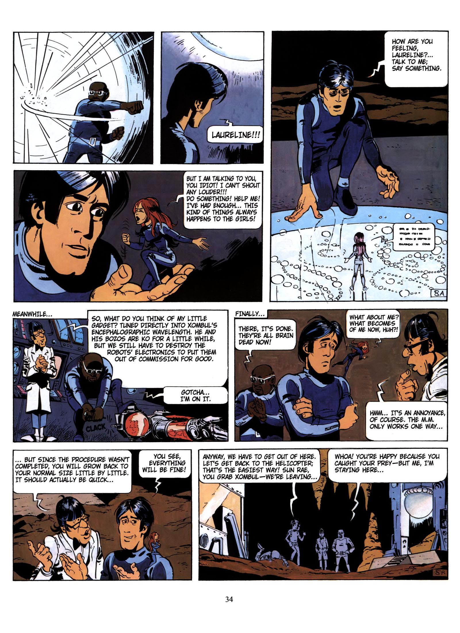 Valerian and Laureline #1 #23 - English 35