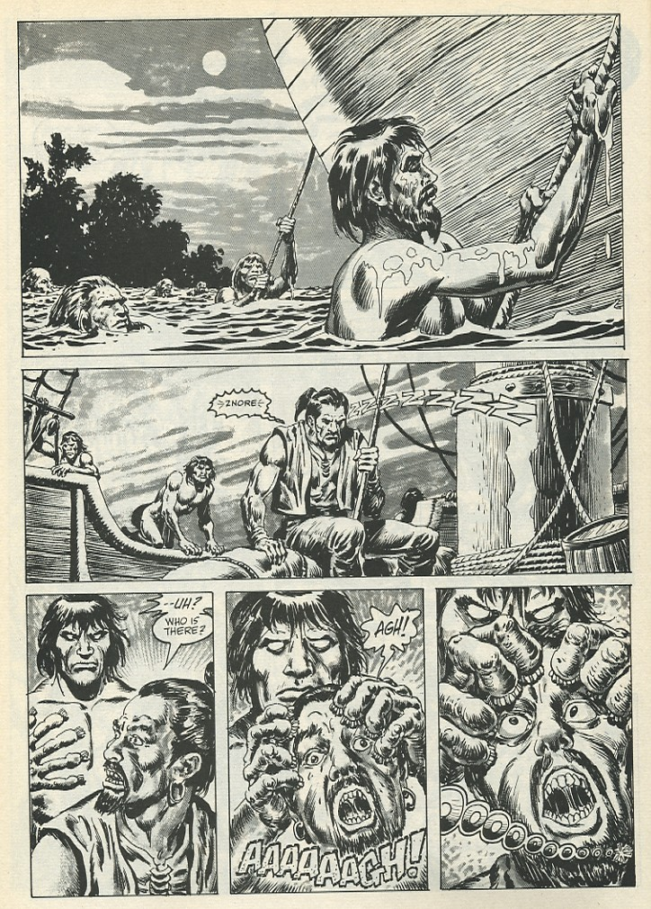 The Savage Sword Of Conan Issue #139 #140 - English 38