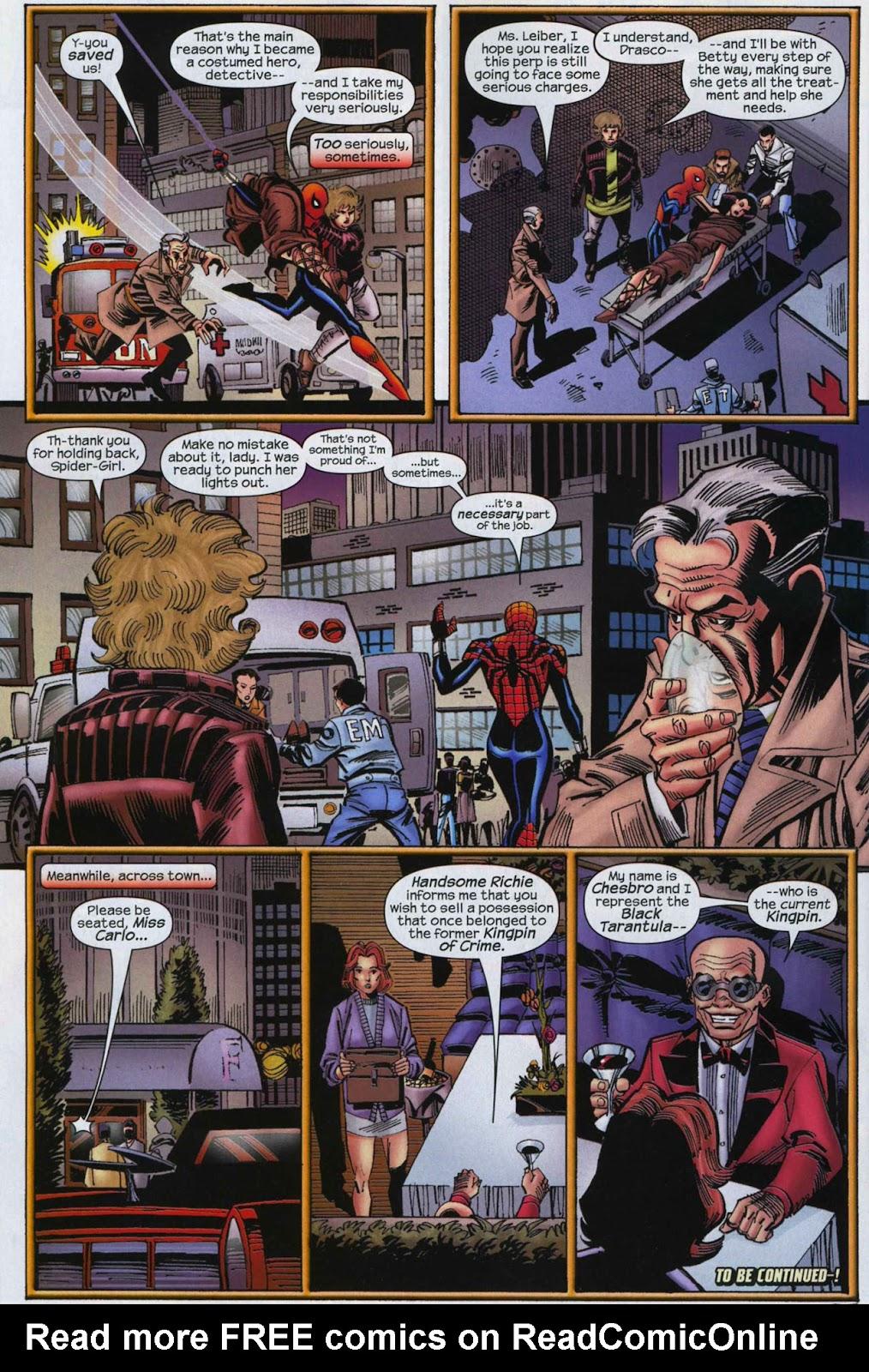 Amazing Spider-Girl Issue #3 #4 - English 24