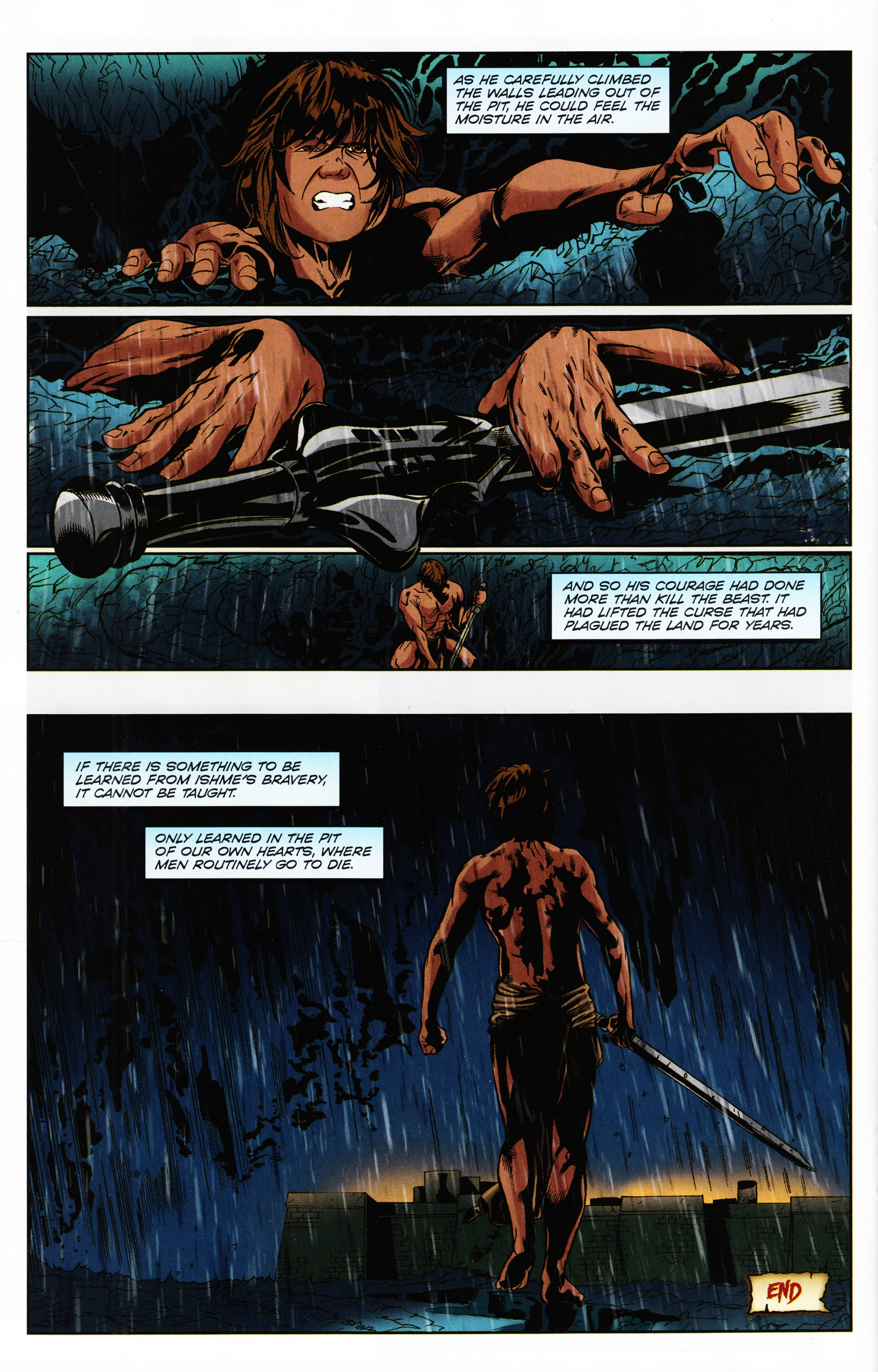 Read online Evil Dead 2: Tales of the Ex-Mortis comic -  Issue #2 - 26
