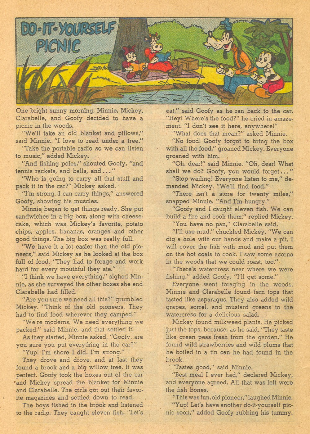Uncle Scrooge (1953) Issue #34 #34 - English 24