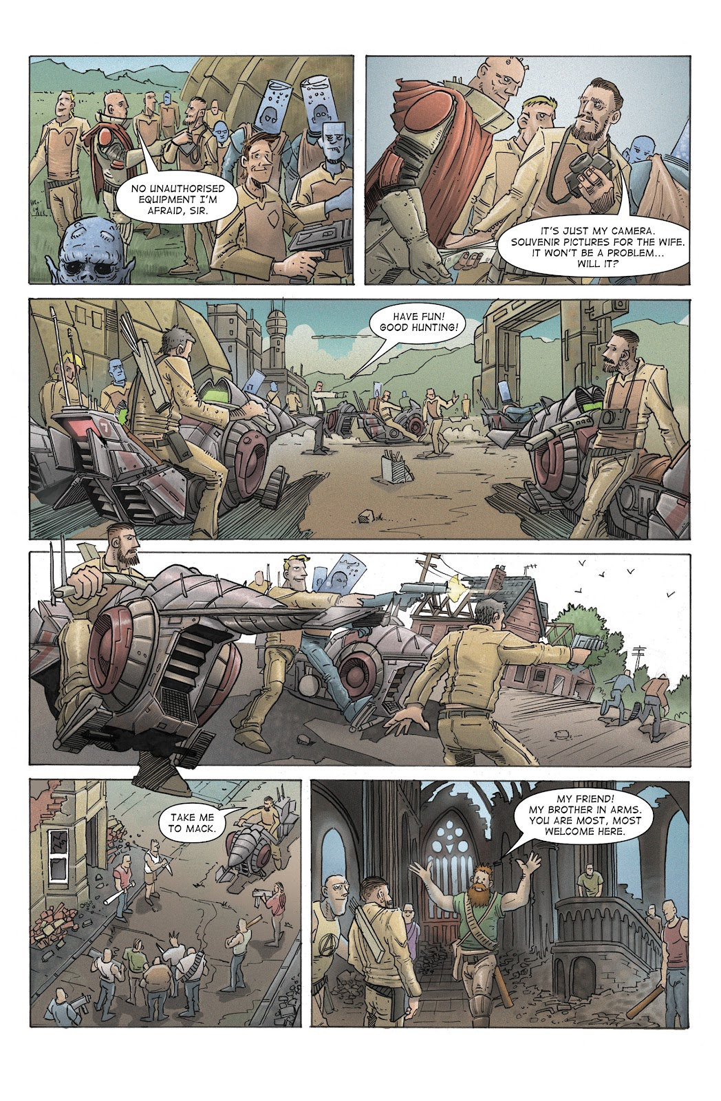 100% Biodegradable Issue #12 #12 - English 31