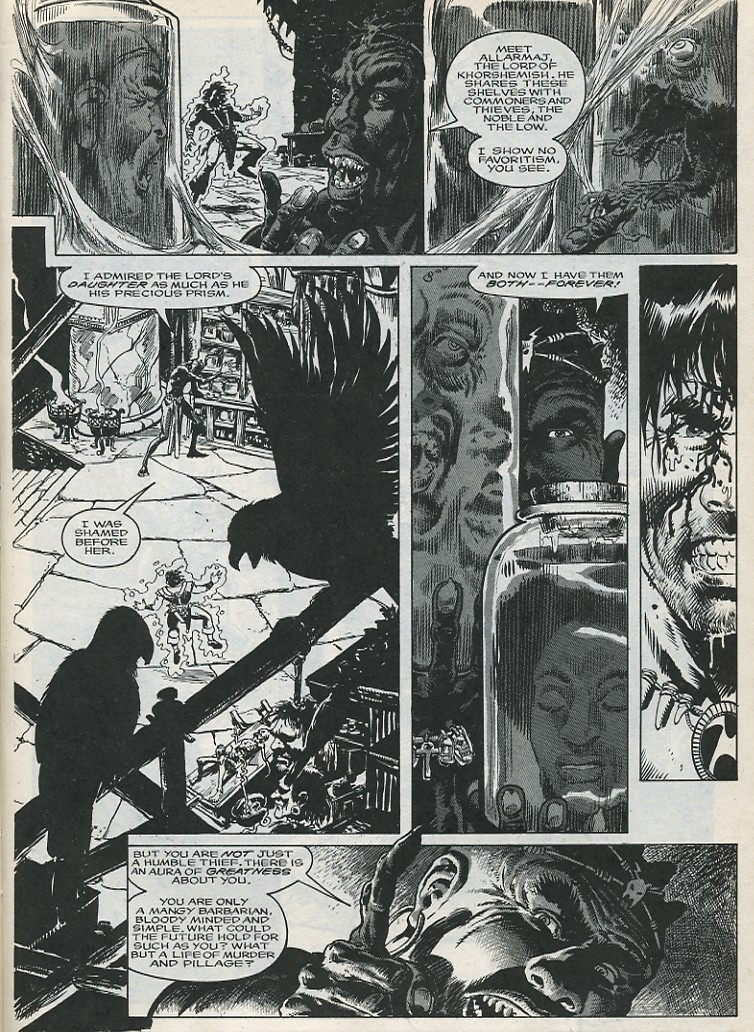 The Savage Sword Of Conan Issue #176 #177 - English 9