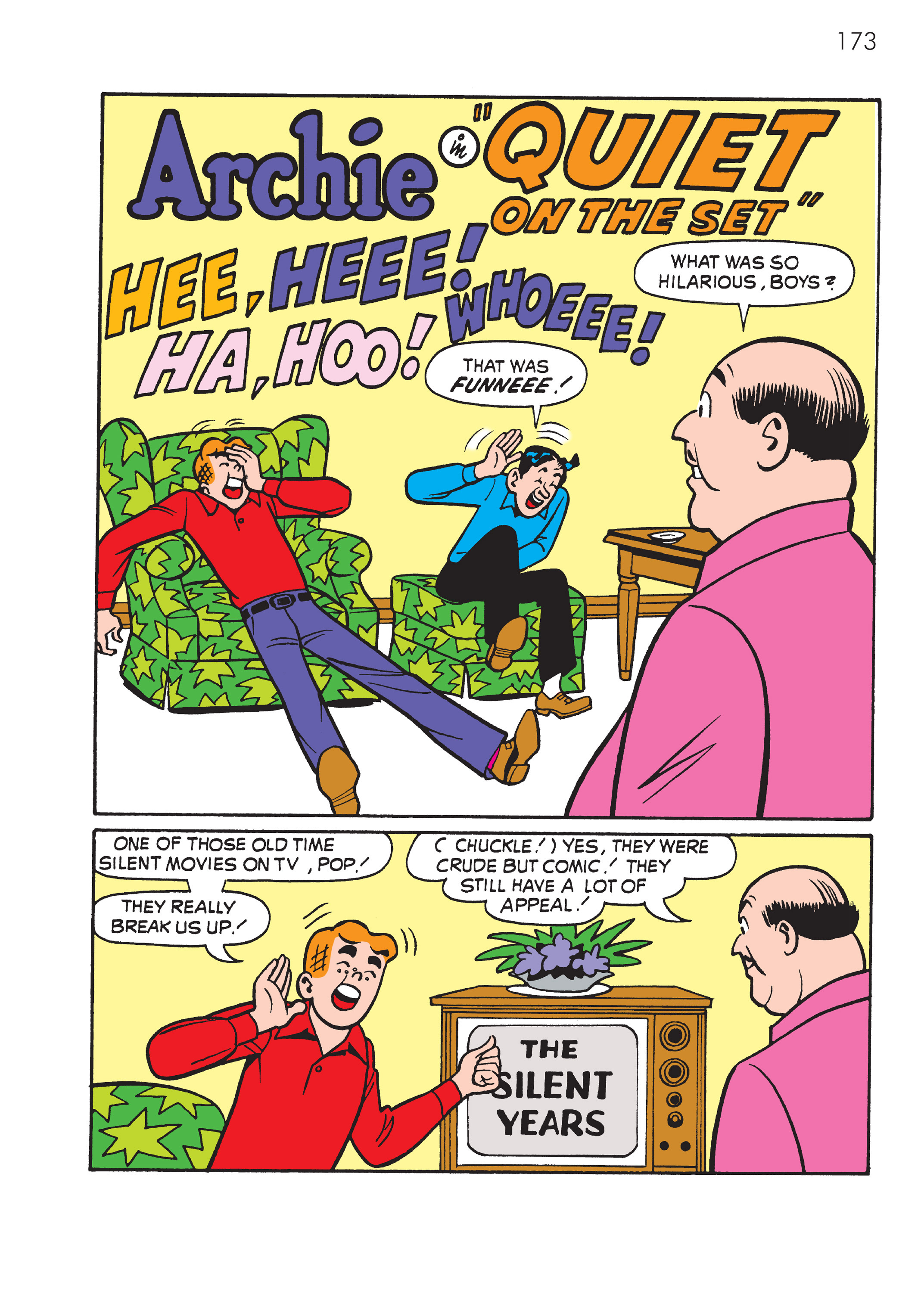 Read online The Best of Archie Comics comic -  Issue # TPB 4 (Part 1) - 174