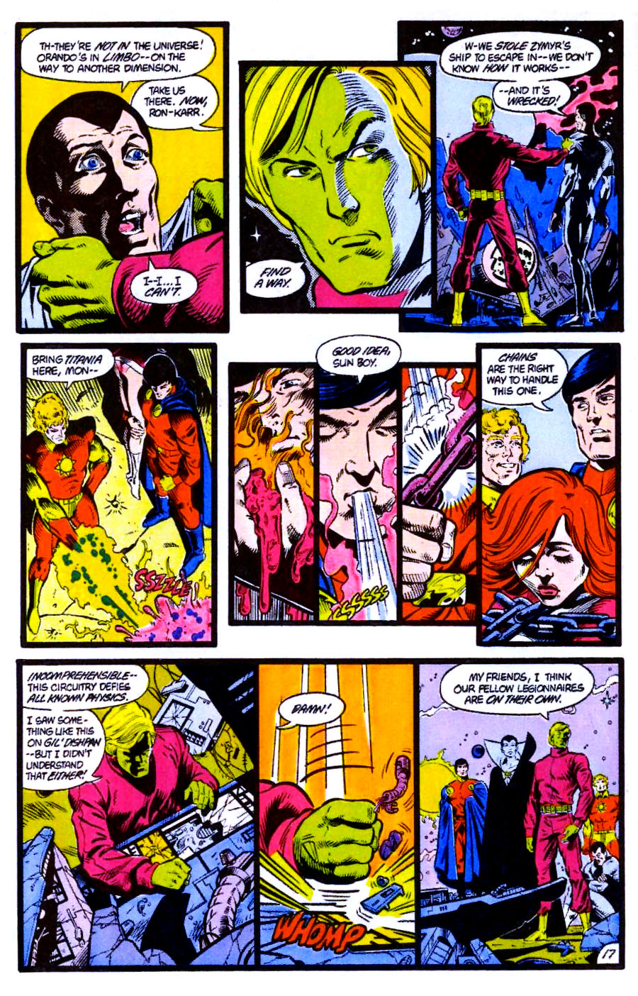 Tales of the Legion Issue #330 #17 - English 18