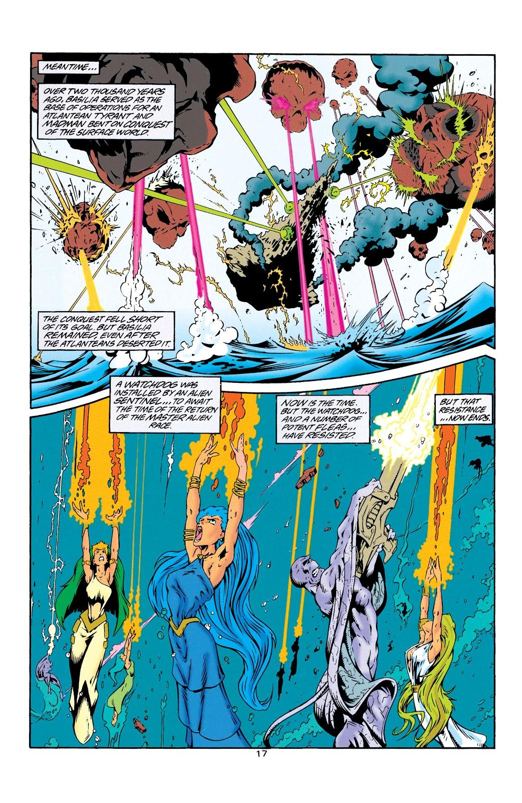 Aquaman (1994) Issue #25 #31 - English 18