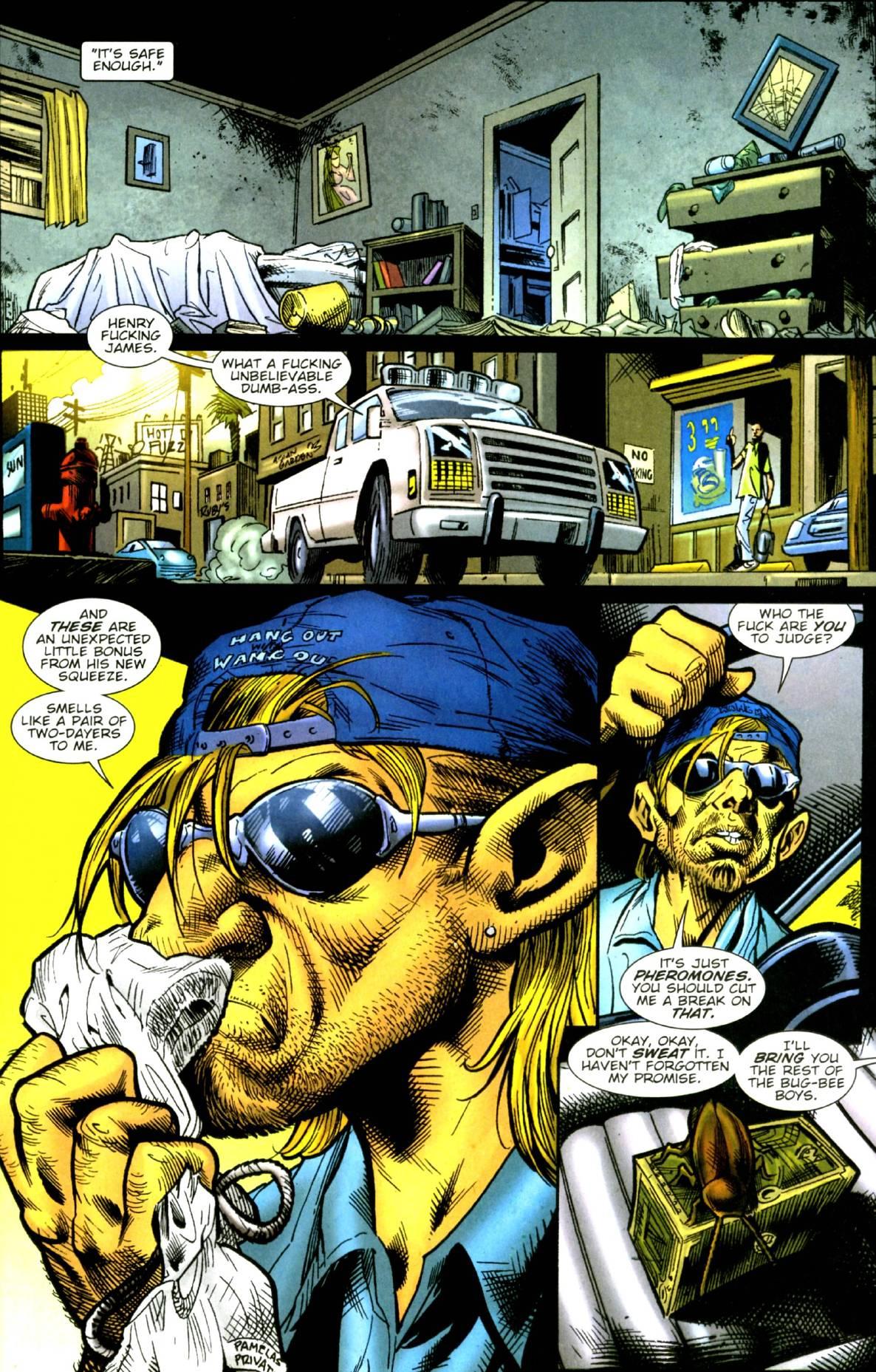 The Exterminators 19 Page 6