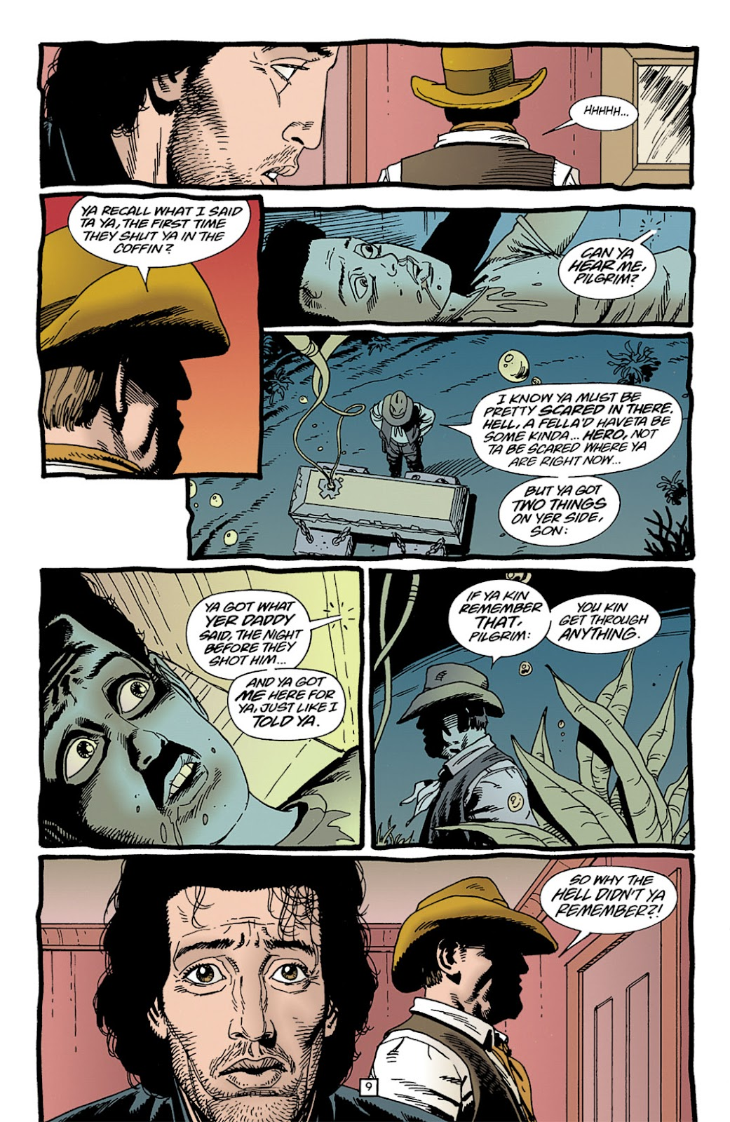 Preacher Issue #11 #20 - English 10