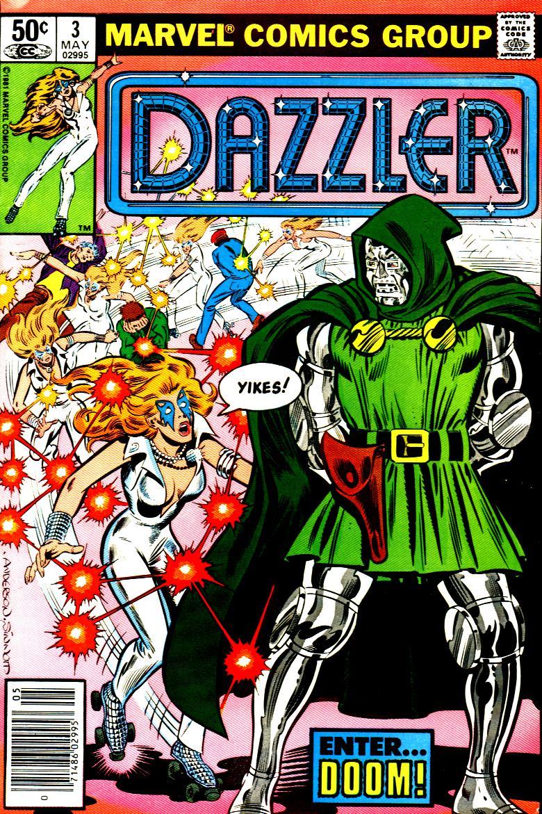 Dazzler (1981) 3 Page 1