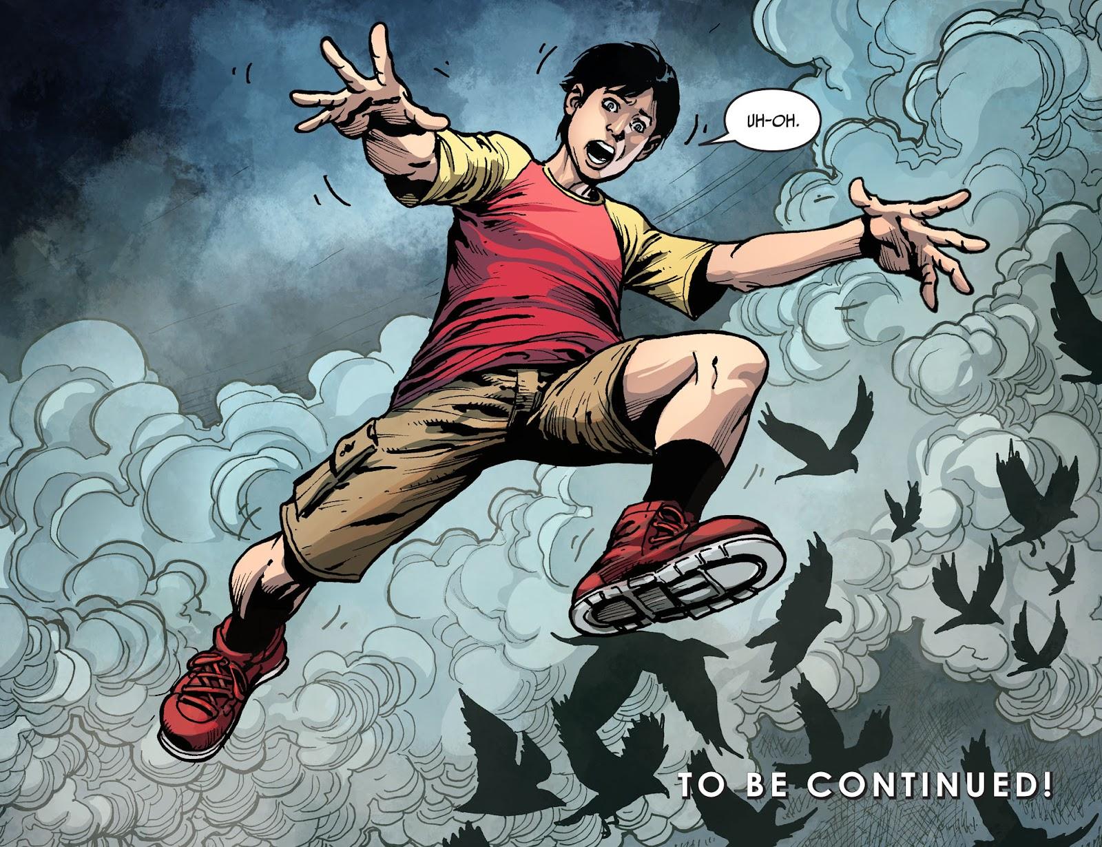 Injustice: Gods Among Us Year Four Issue #14 #15 - English 23