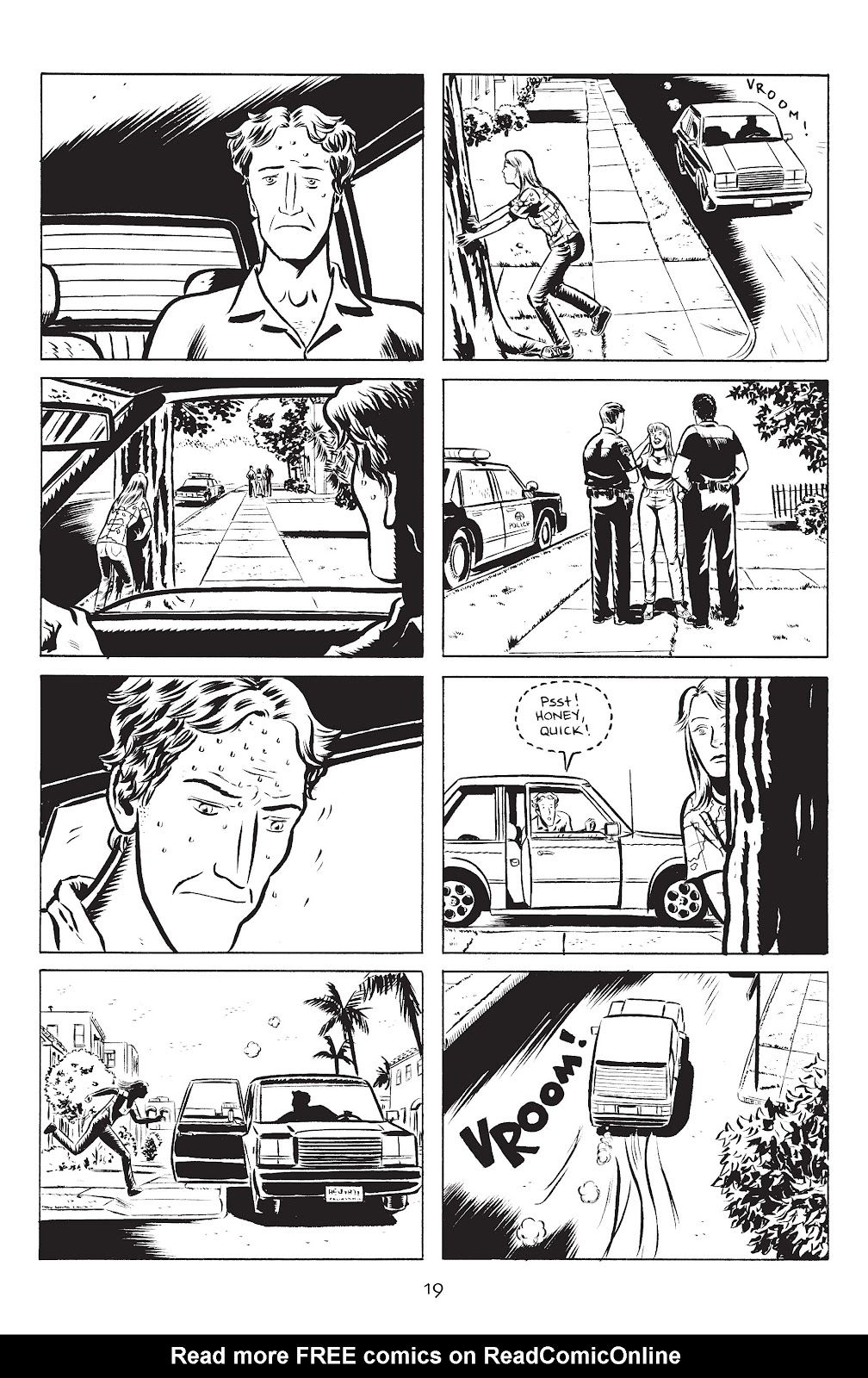 Stray Bullets Issue #25 #25 - English 21