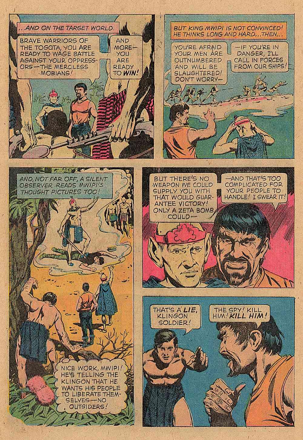 Star Trek (1967) Issue #38 #38 - English 20