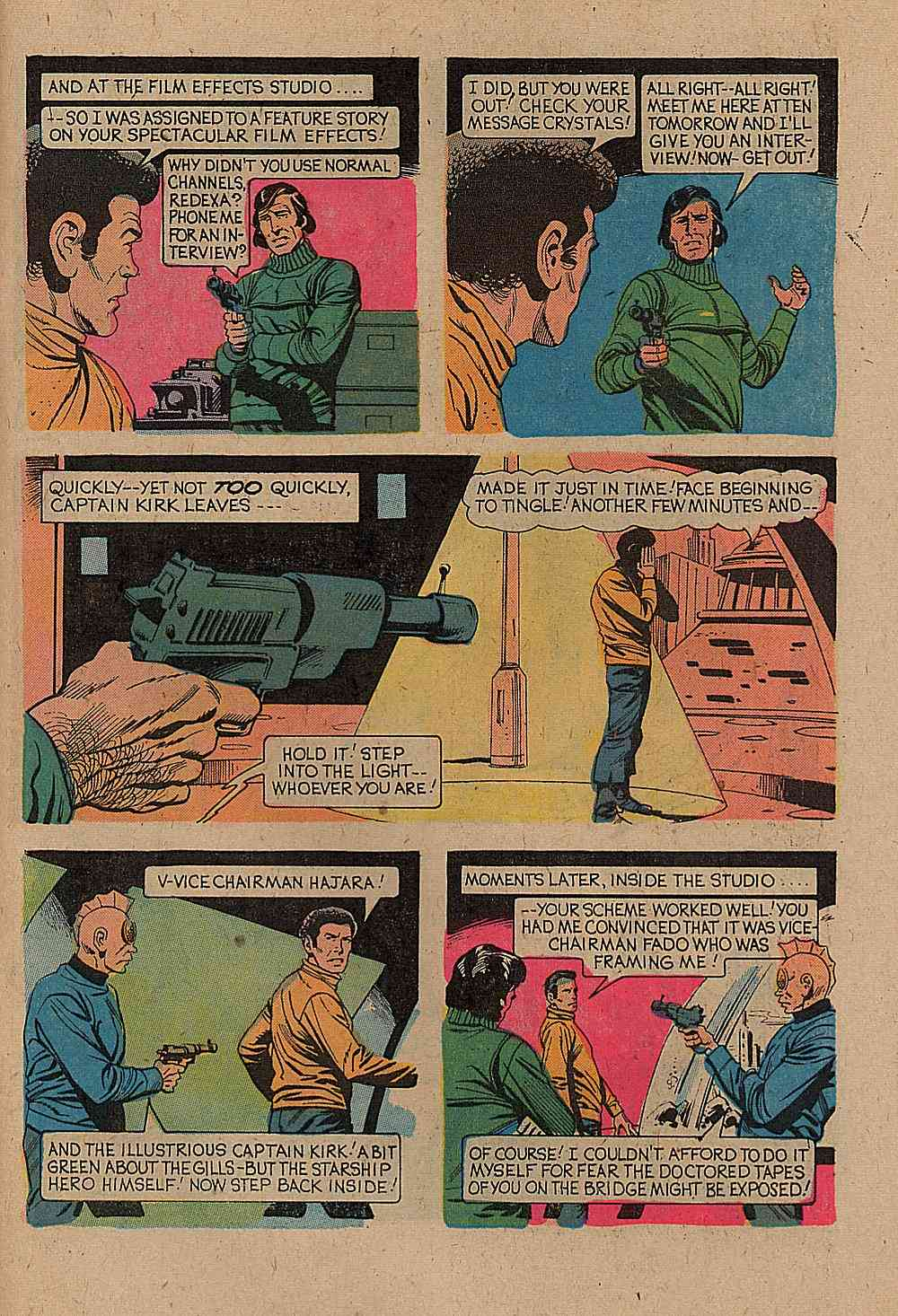 Star Trek (1967) Issue #24 #24 - English 24