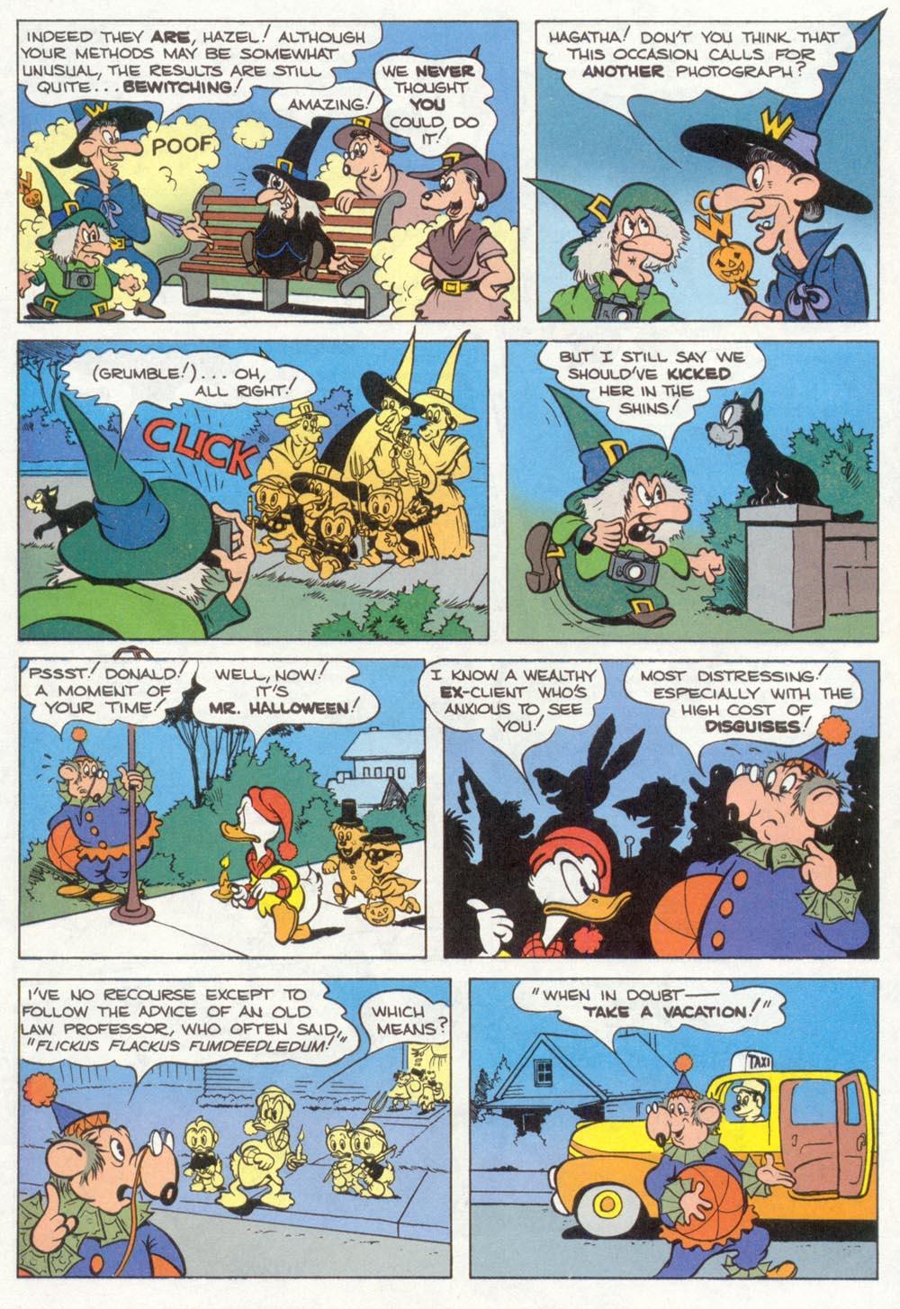 Walt Disney's Donald Duck Adventures (1987) Issue #35 #35 - English 28