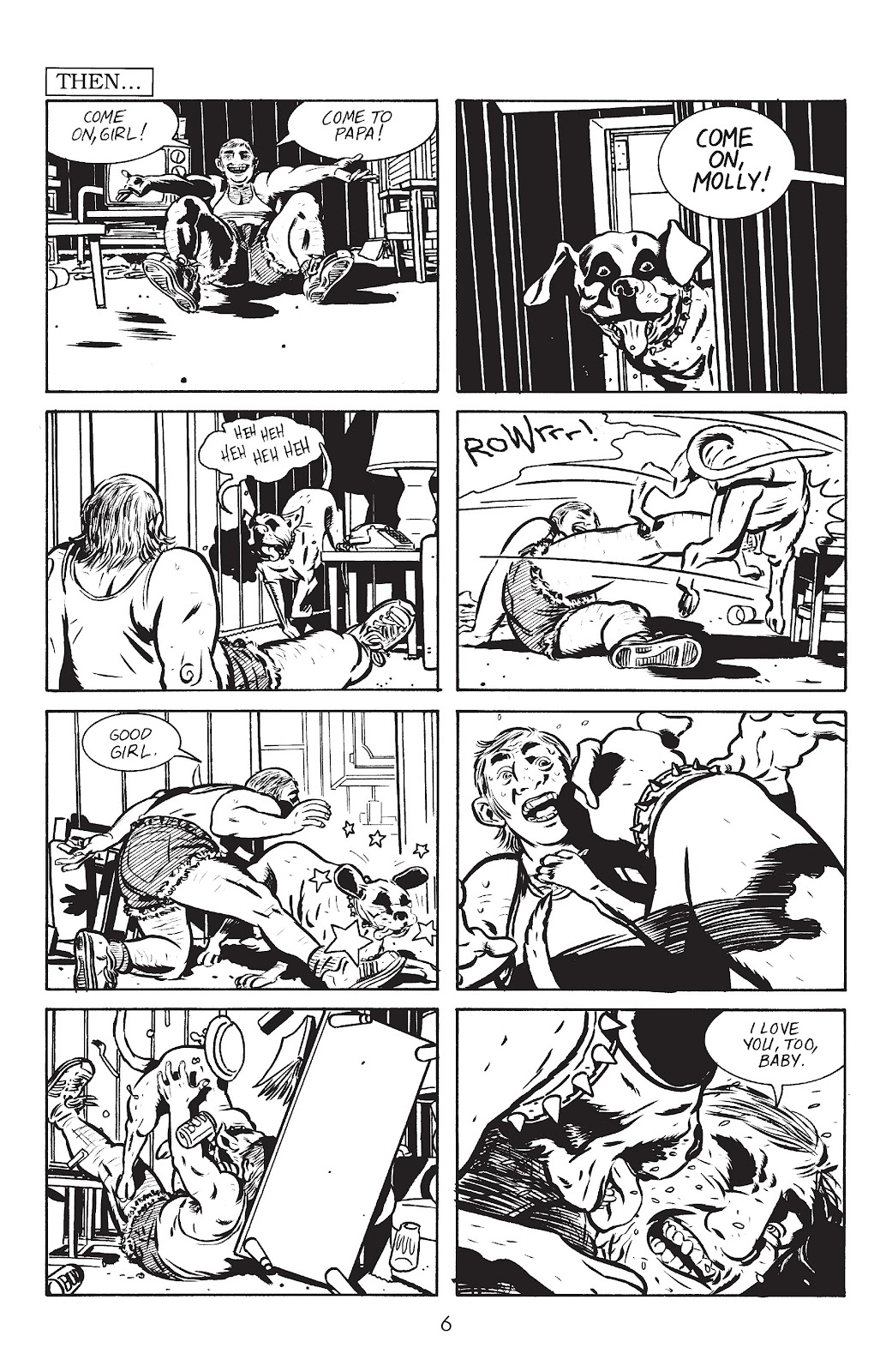 Stray Bullets Issue #9 #9 - English 8