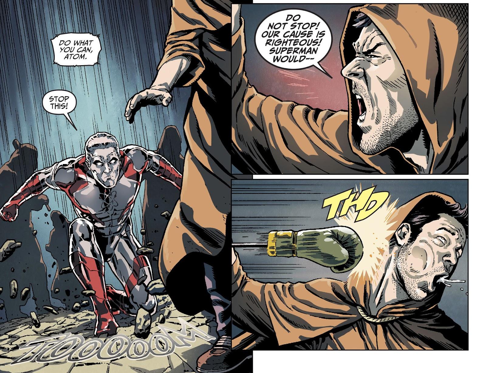 Injustice: Gods Among Us [I] Issue #25 #26 - English 16