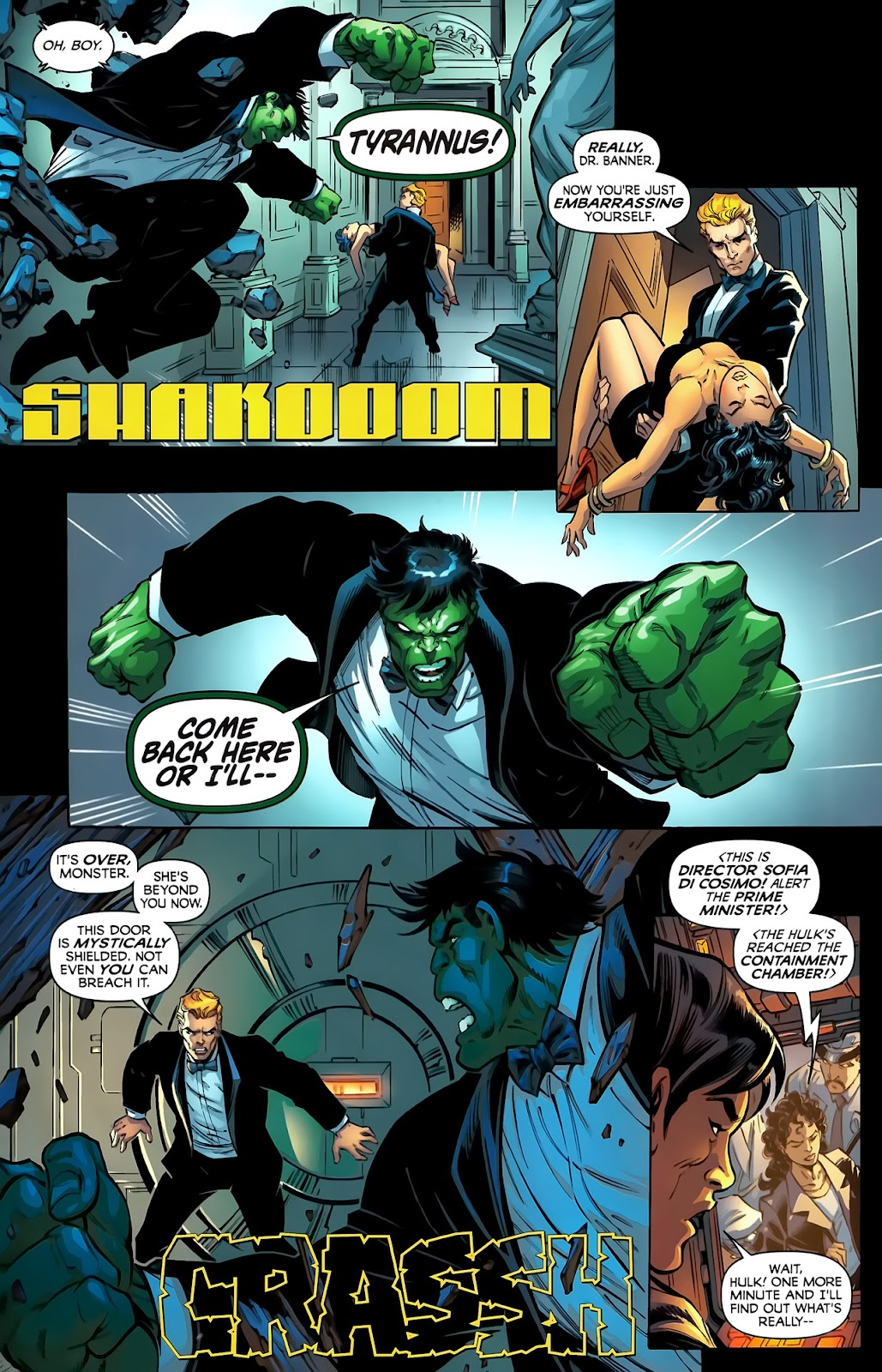 Incredible Hulks (2010) Issue #626 #16 - English 20