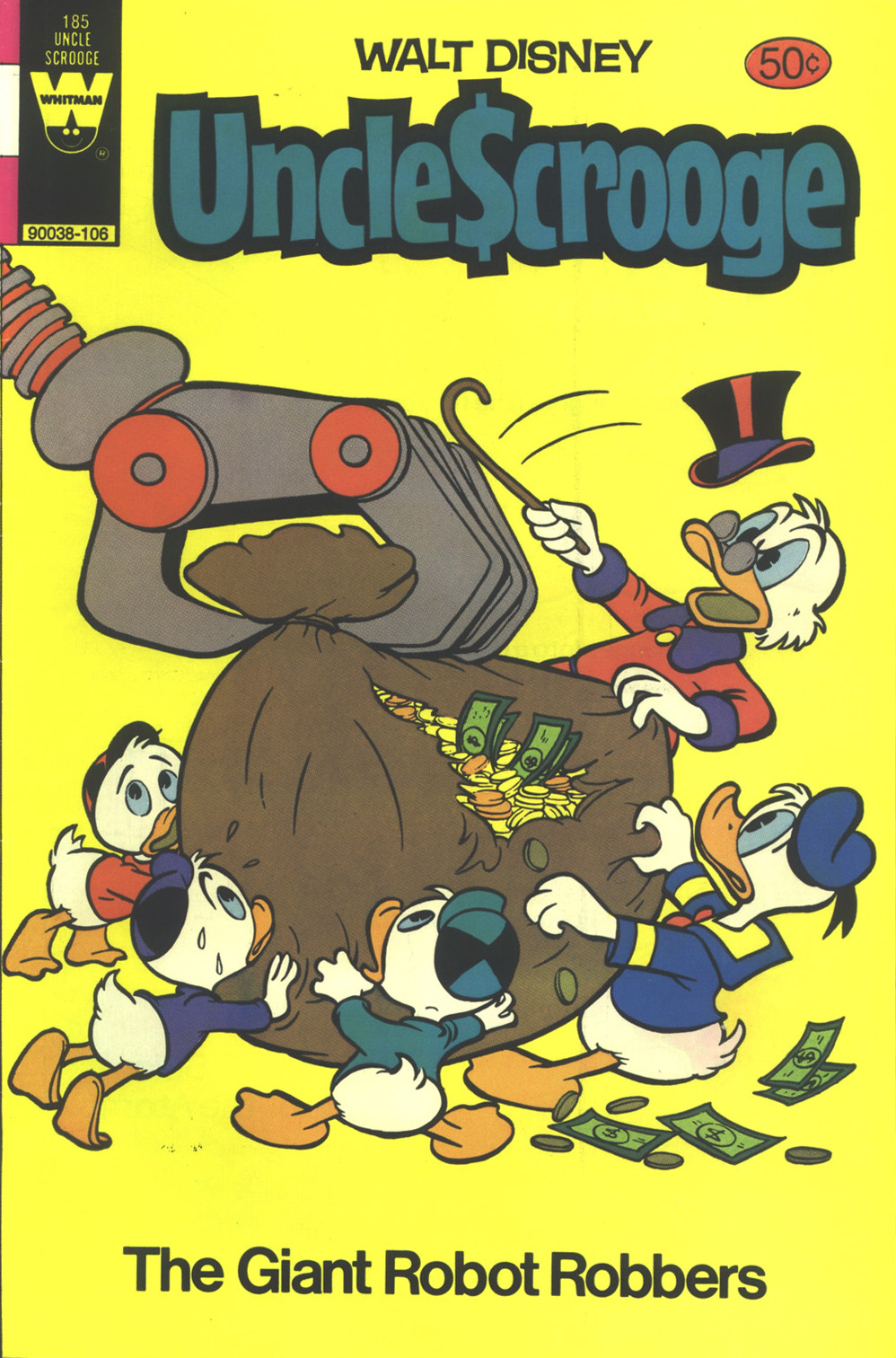 Uncle Scrooge (1953) Issue #185 #185 - English 1