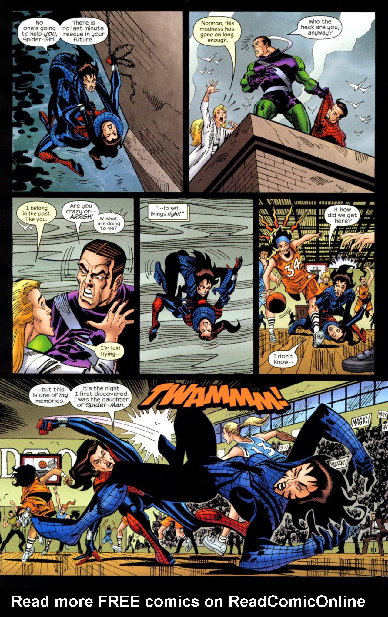 Amazing Spider-Girl #30 #31 - English 13