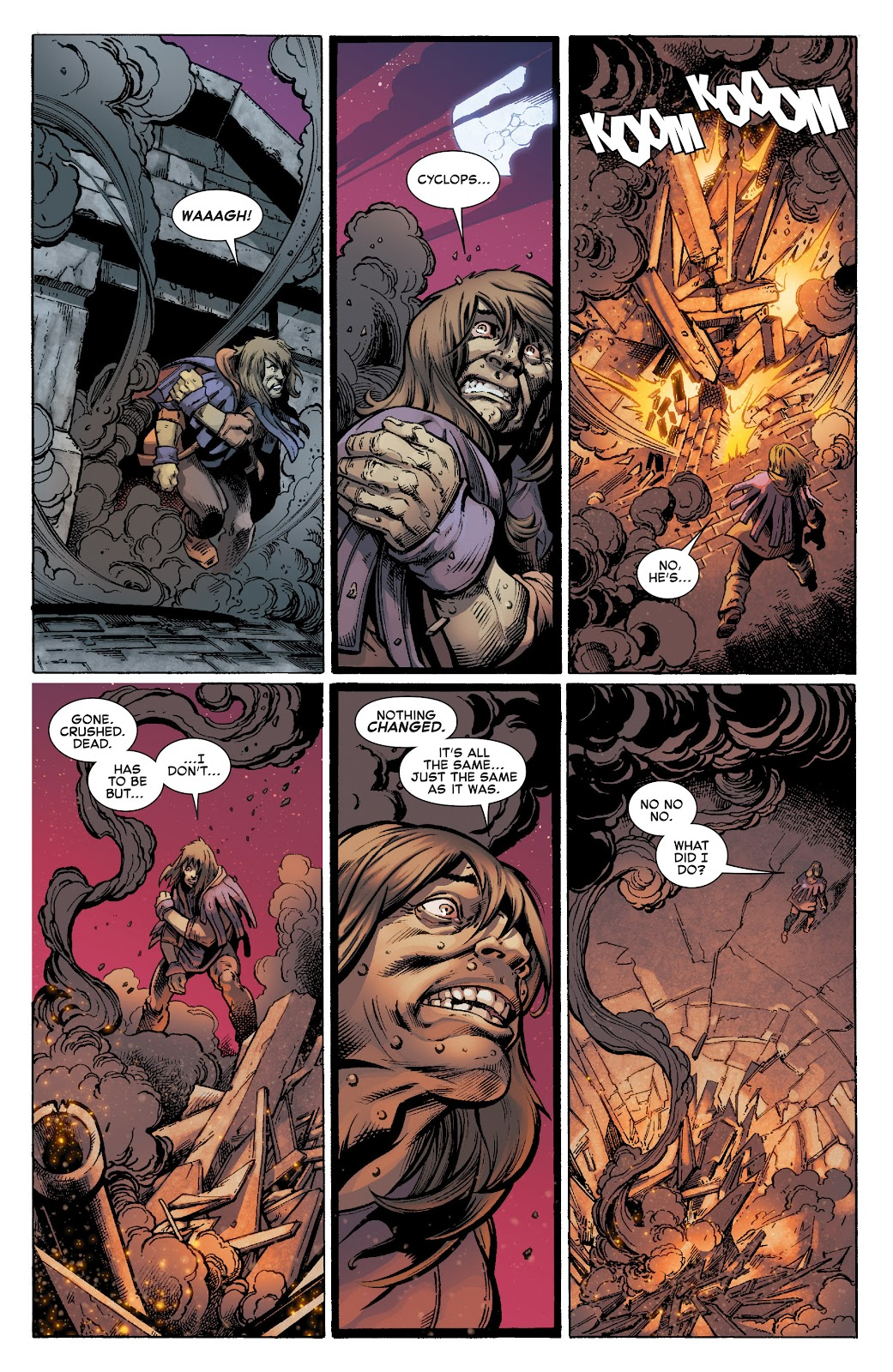 All-New X-Men (2016) Issue #7 #9 - English 21