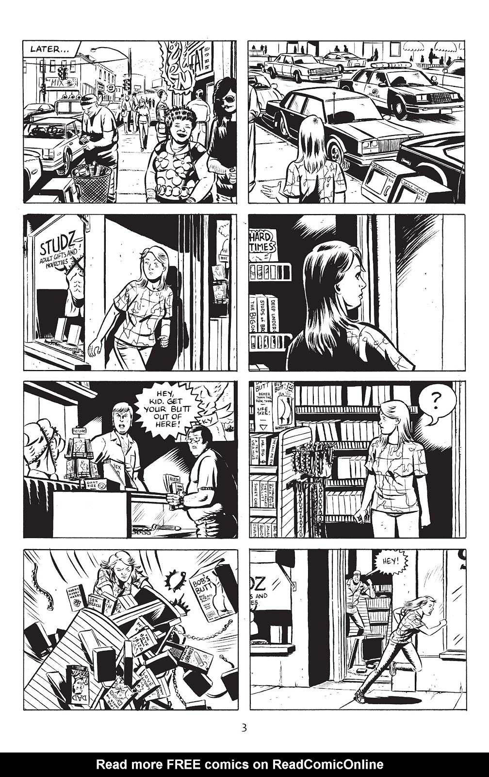 Stray Bullets Issue #25 #25 - English 5