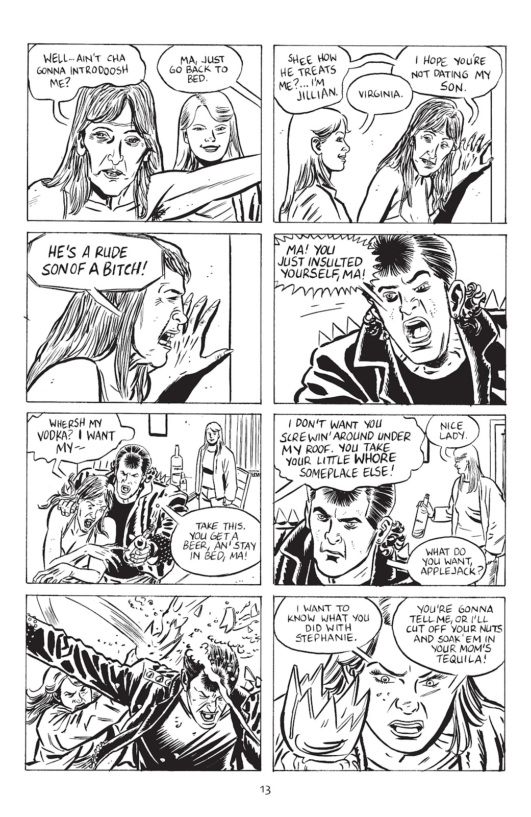 Stray Bullets Issue #37 #37 - English 15