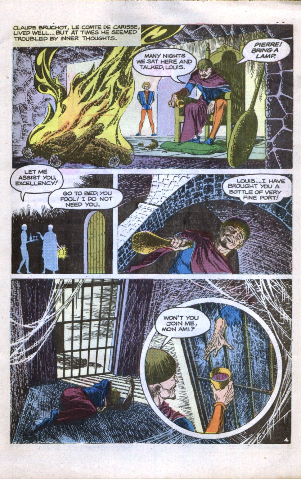Read online Scary Tales comic -  Issue #10 - 27