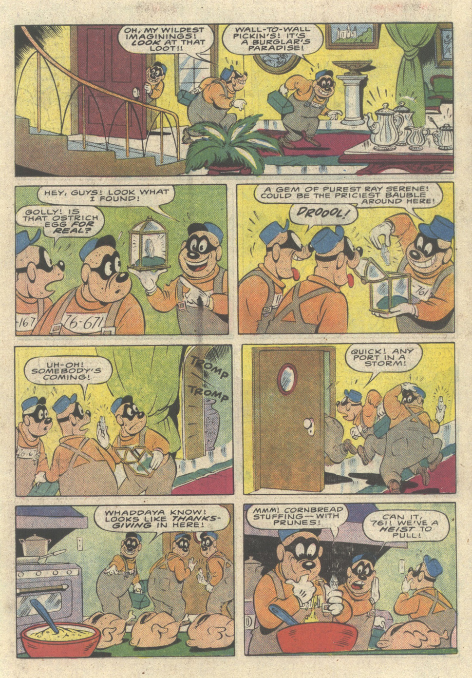 Uncle Scrooge (1953) Issue #225 #225 - English 19