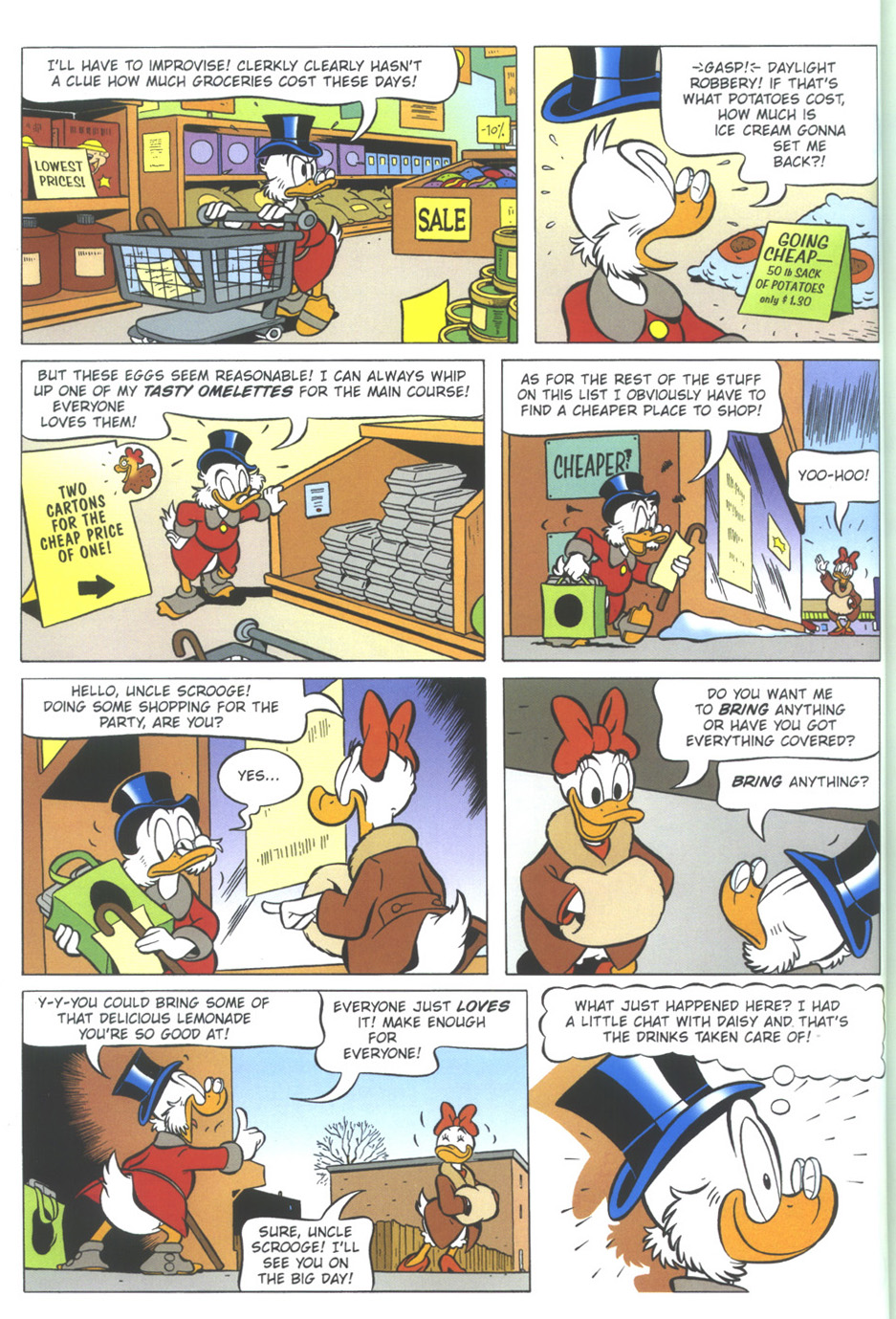 Uncle Scrooge (1953) Issue #337 #337 - English 6
