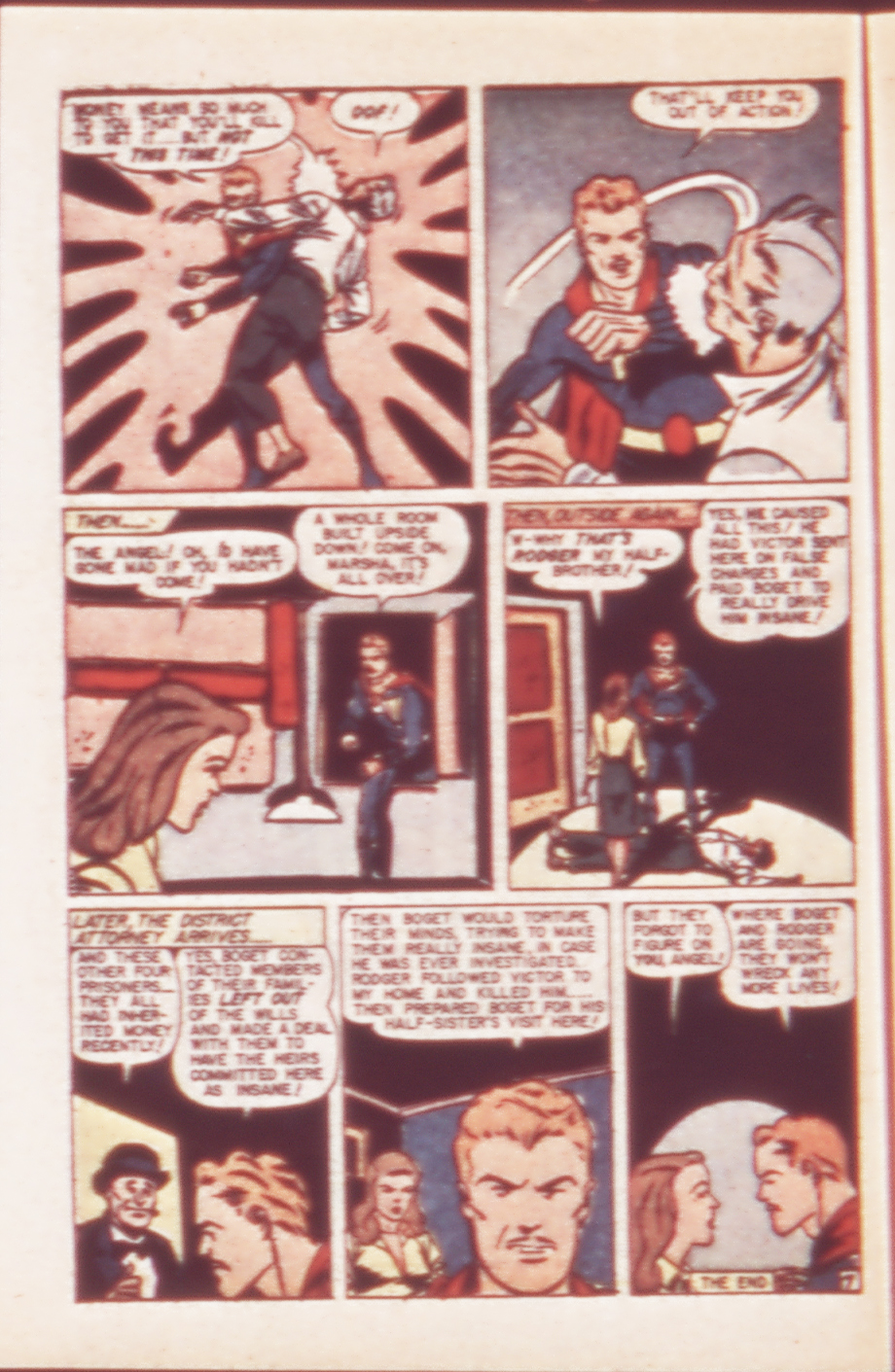 Sub-Mariner Comics Issue #21 #21 - English 48
