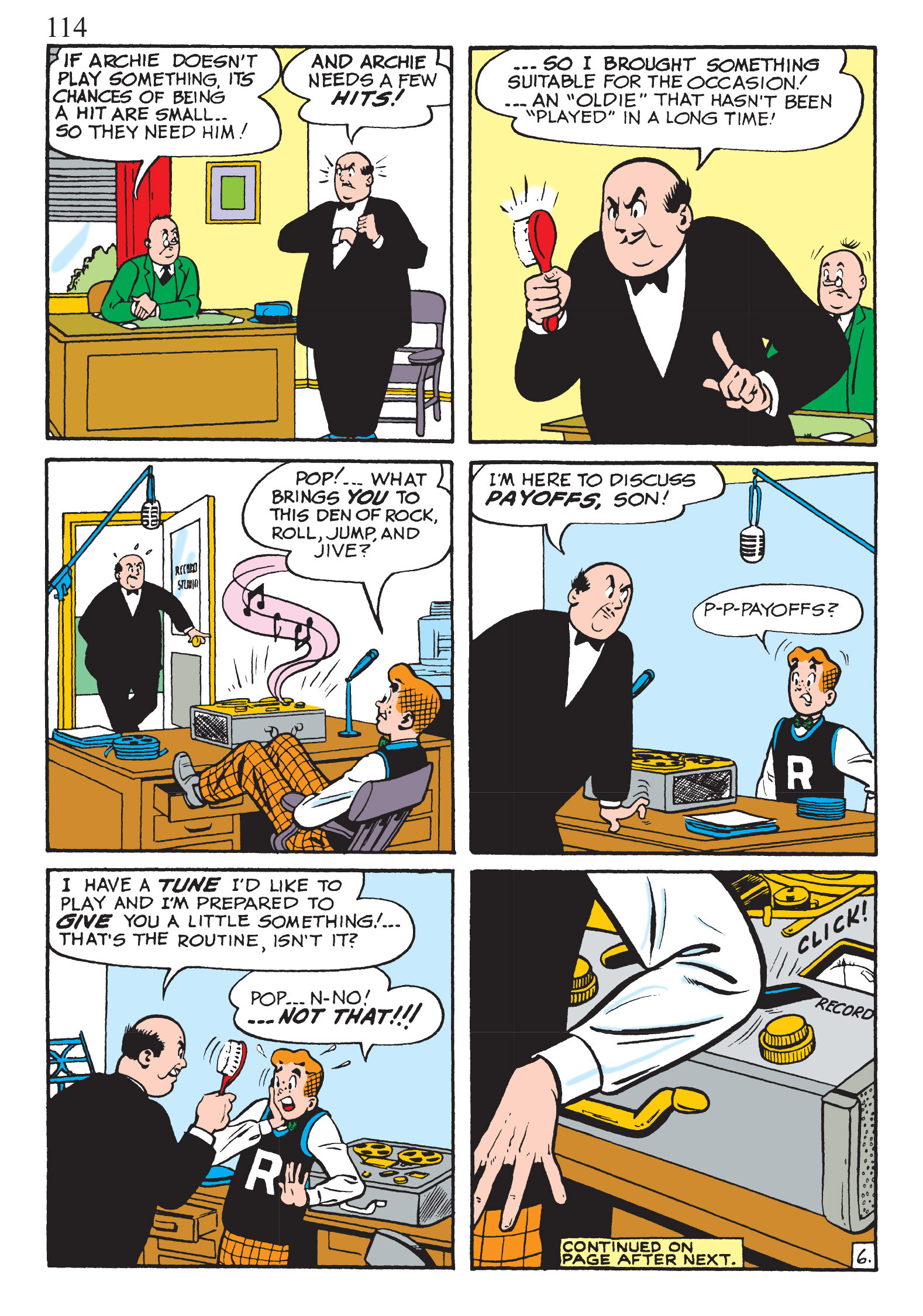 Read online The Best of Archie Comics comic -  Issue # TPB 1 (Part 1) - 111