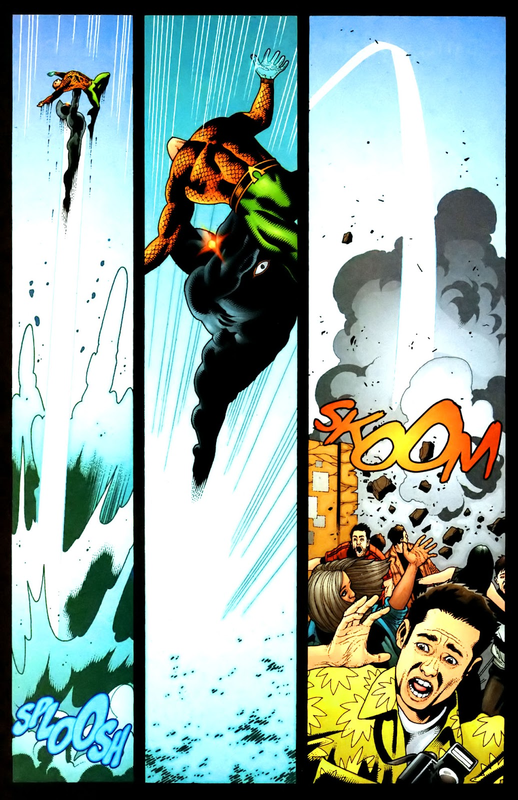 Aquaman (2003) Issue #35 #35 - English 10