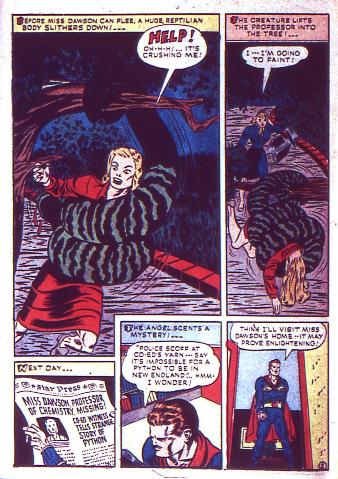 Sub-Mariner Comics Issue #2 #2 - English 48