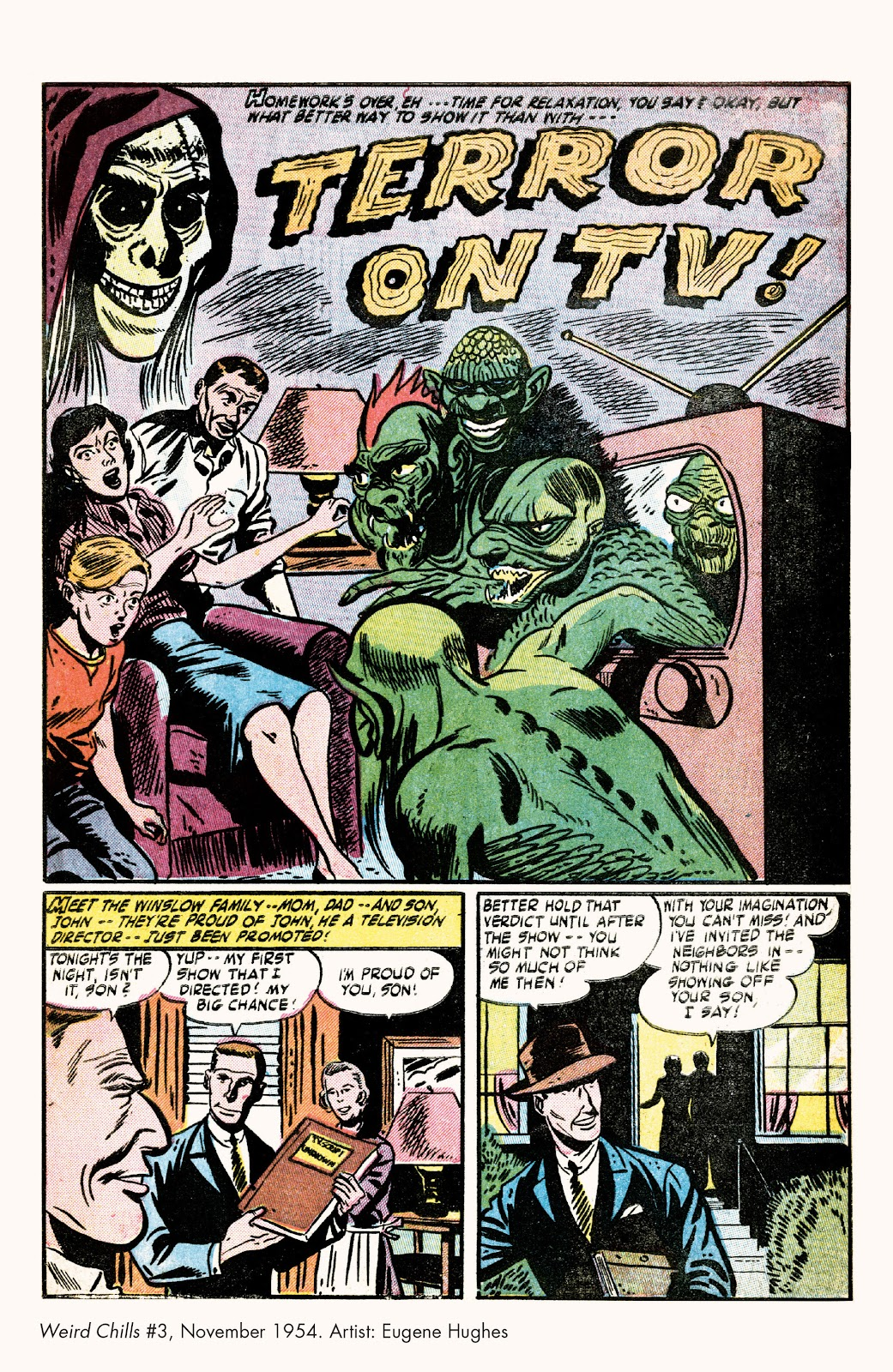 Haunted Horror Issue #4 #4 - English 42