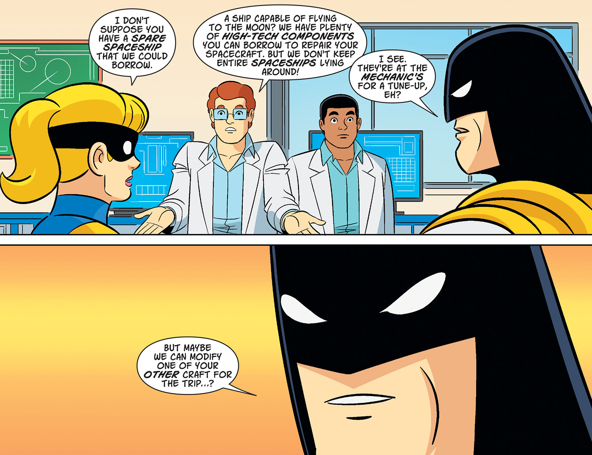 Read online Scooby-Doo! Team-Up comic -  Issue #39 - 21