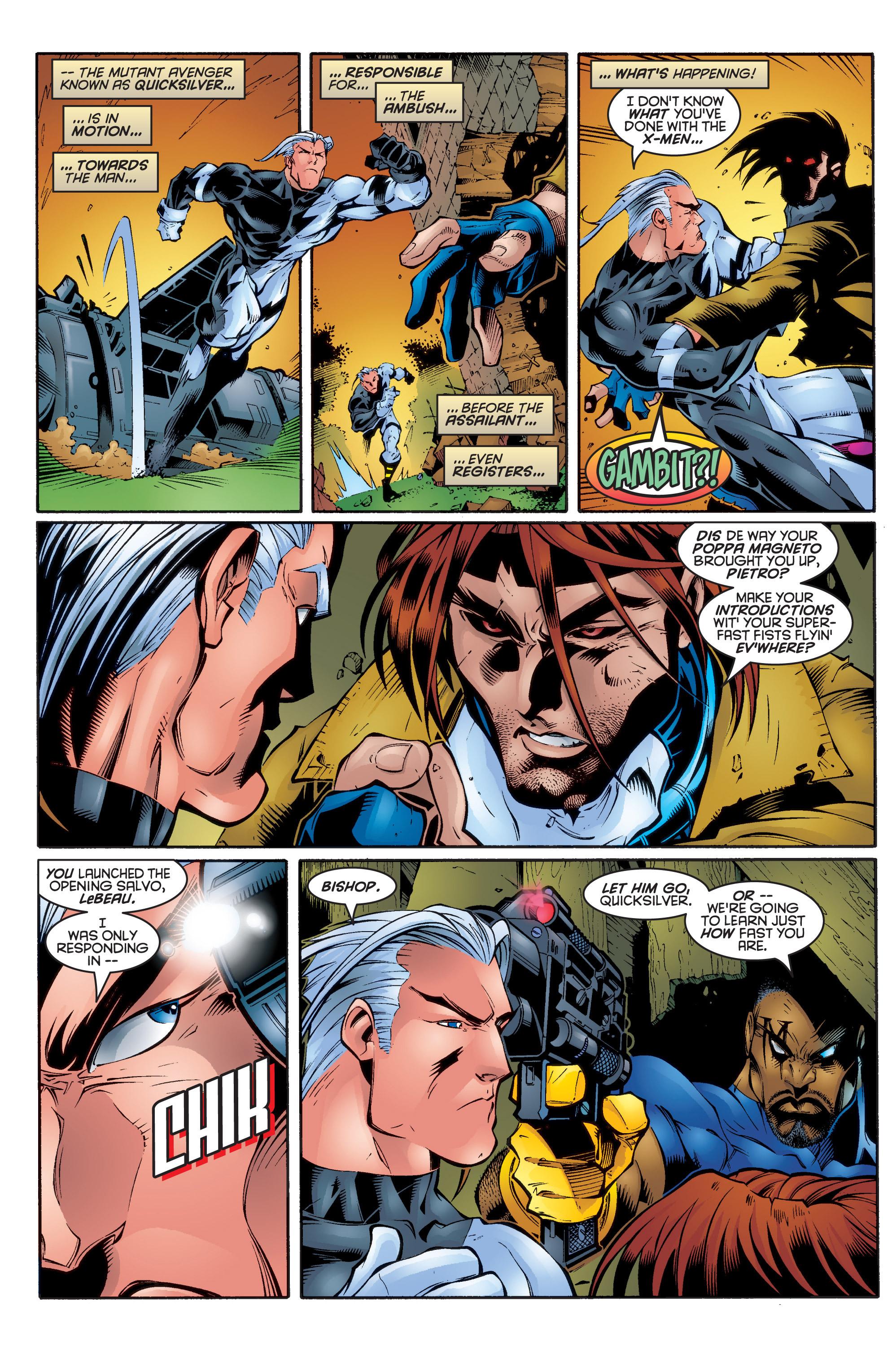 Uncanny X-Men (1963) 335 Page 6