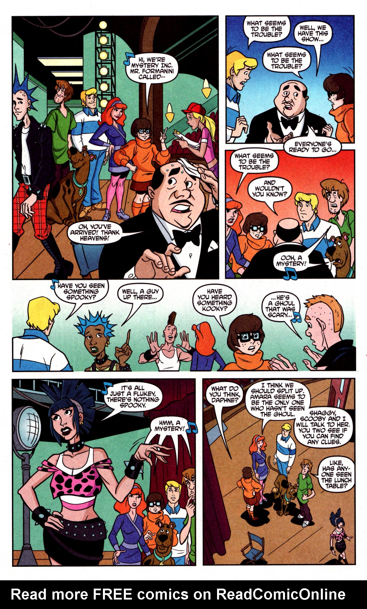 Read online Scooby-Doo (1997) comic -  Issue #128 - 3