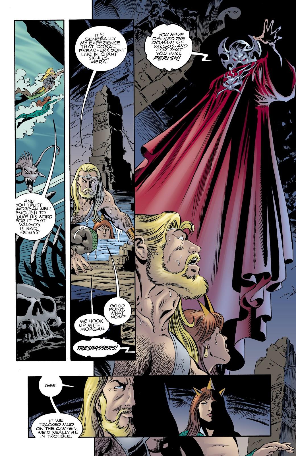 Aquaman (1994) Issue #72 #78 - English 15